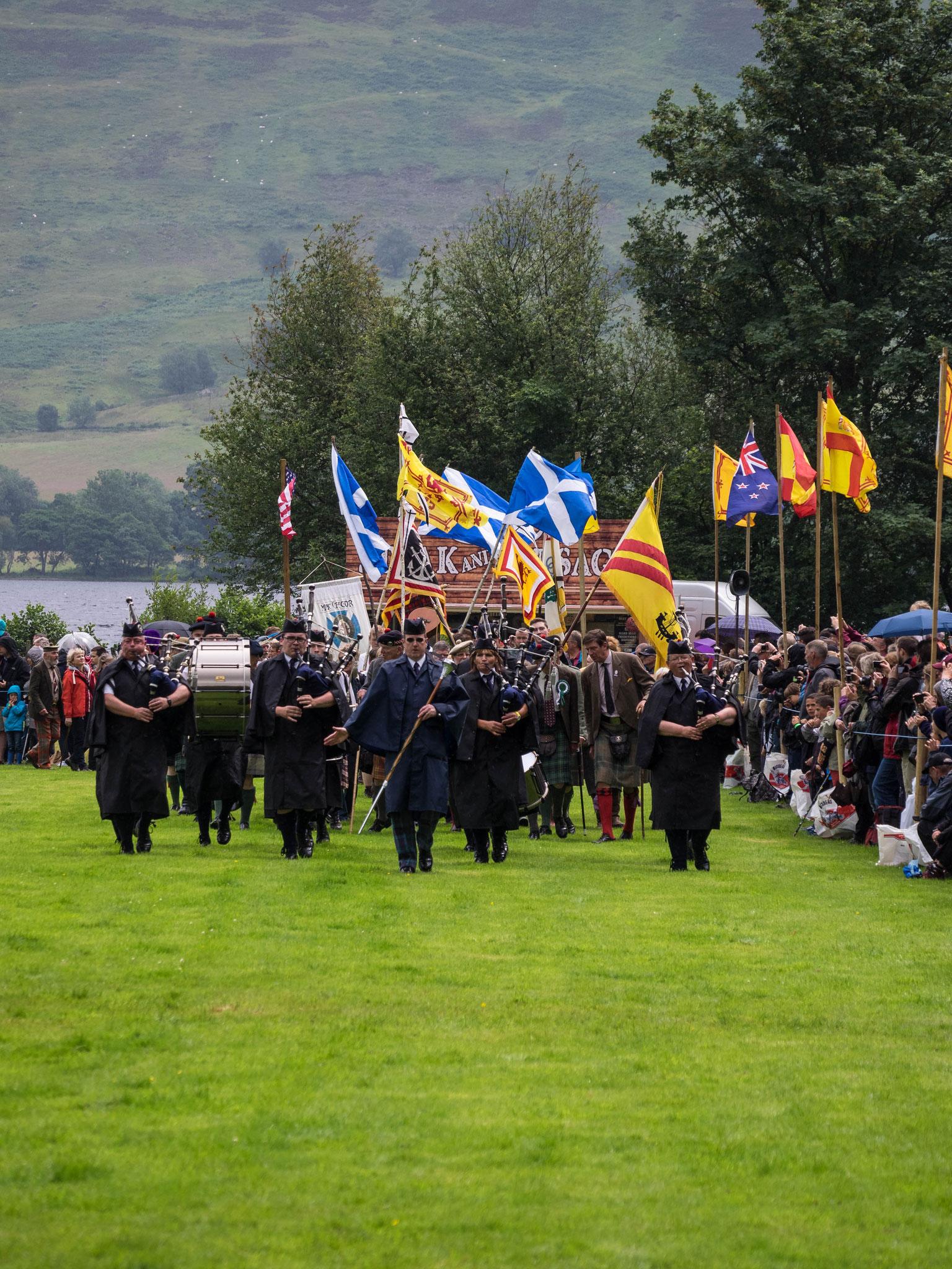 Bild: Balquhidder Lochearnhead & Strathyre Highland Games