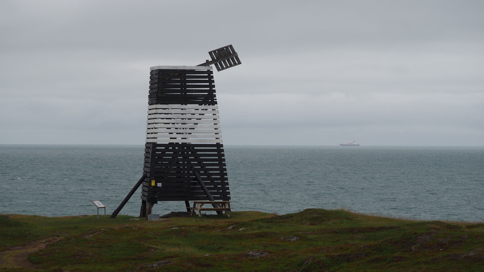 Leuchtturm Ekkerøy