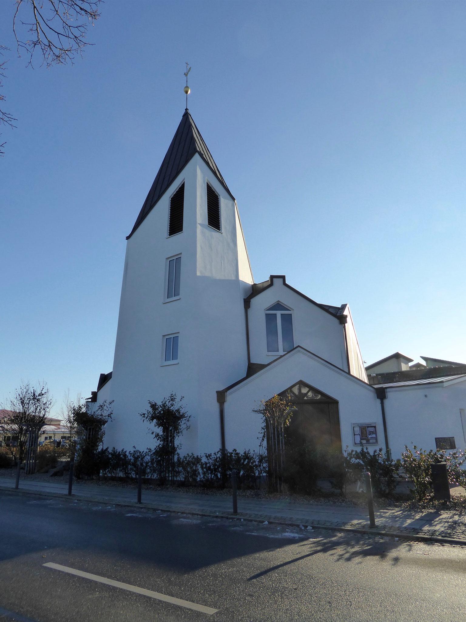 Katholische Dreifaltigkeitskirche