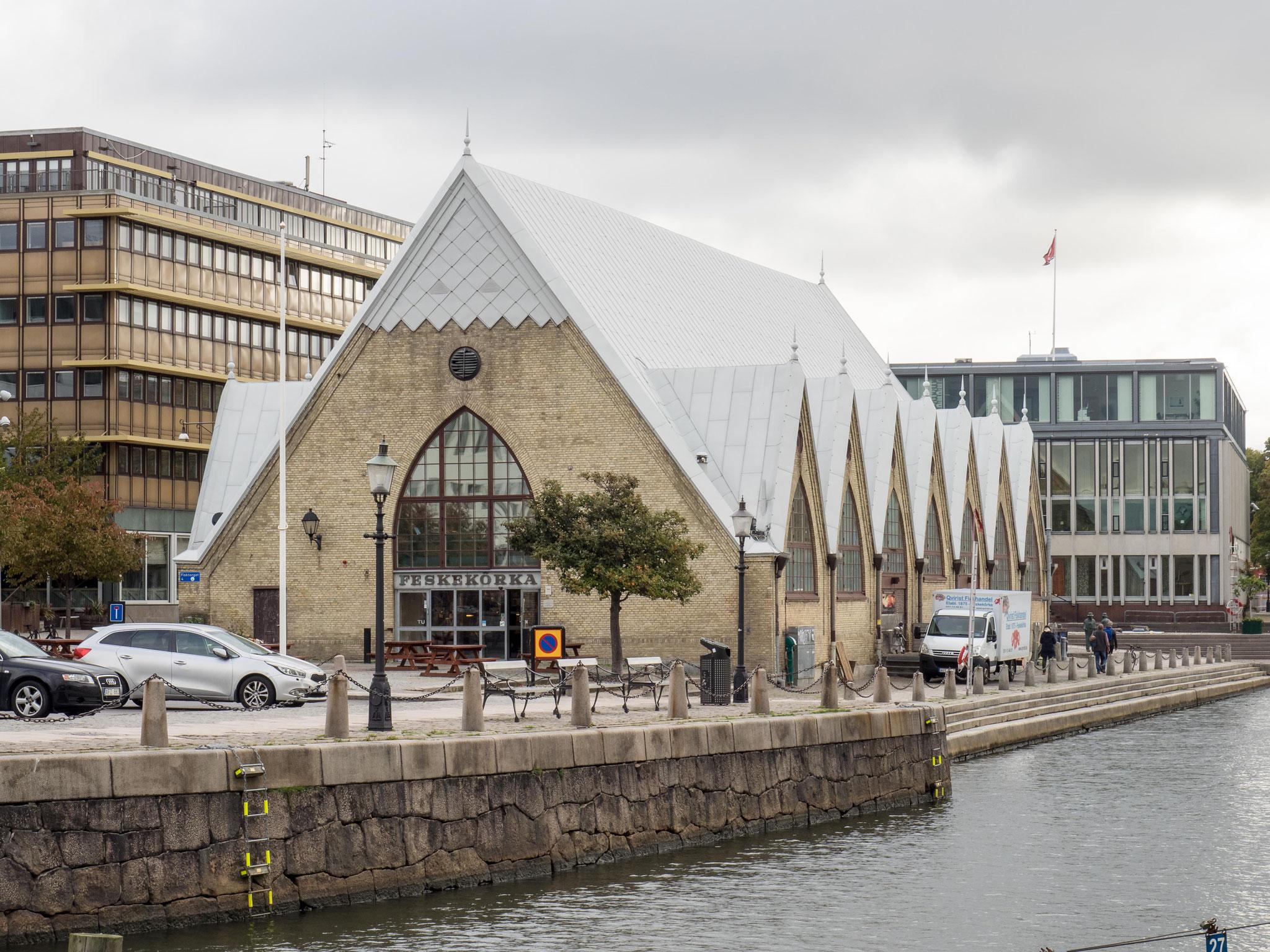 Fischkirche - Peskekörka