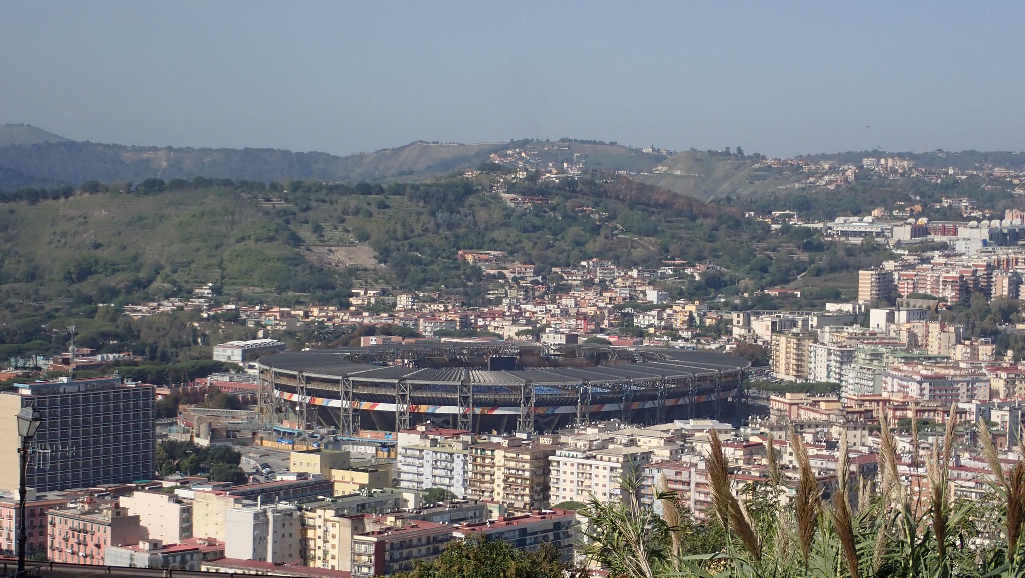 Stadio San Paolo SSC Neapel