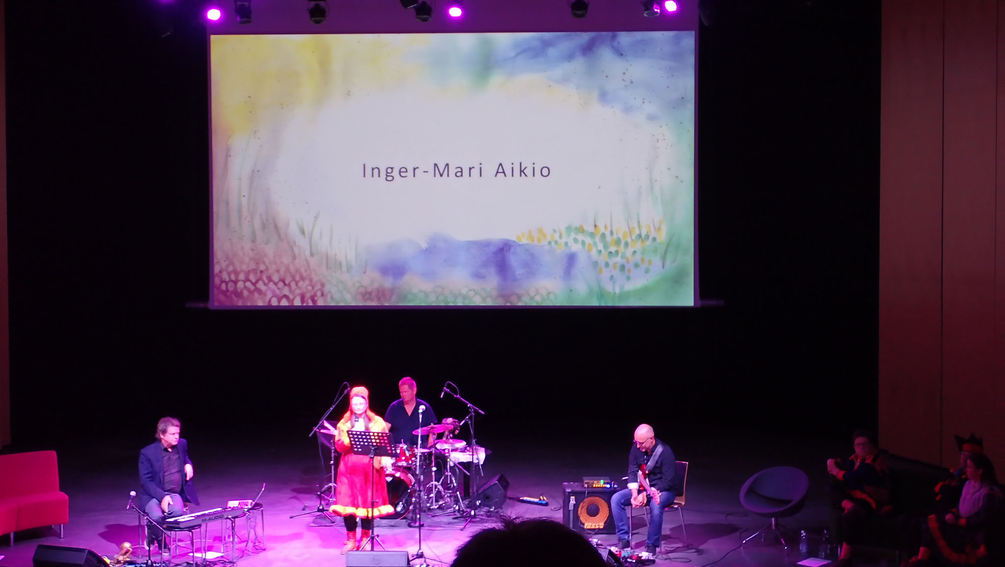 Poetry Inger-Mari Aikio