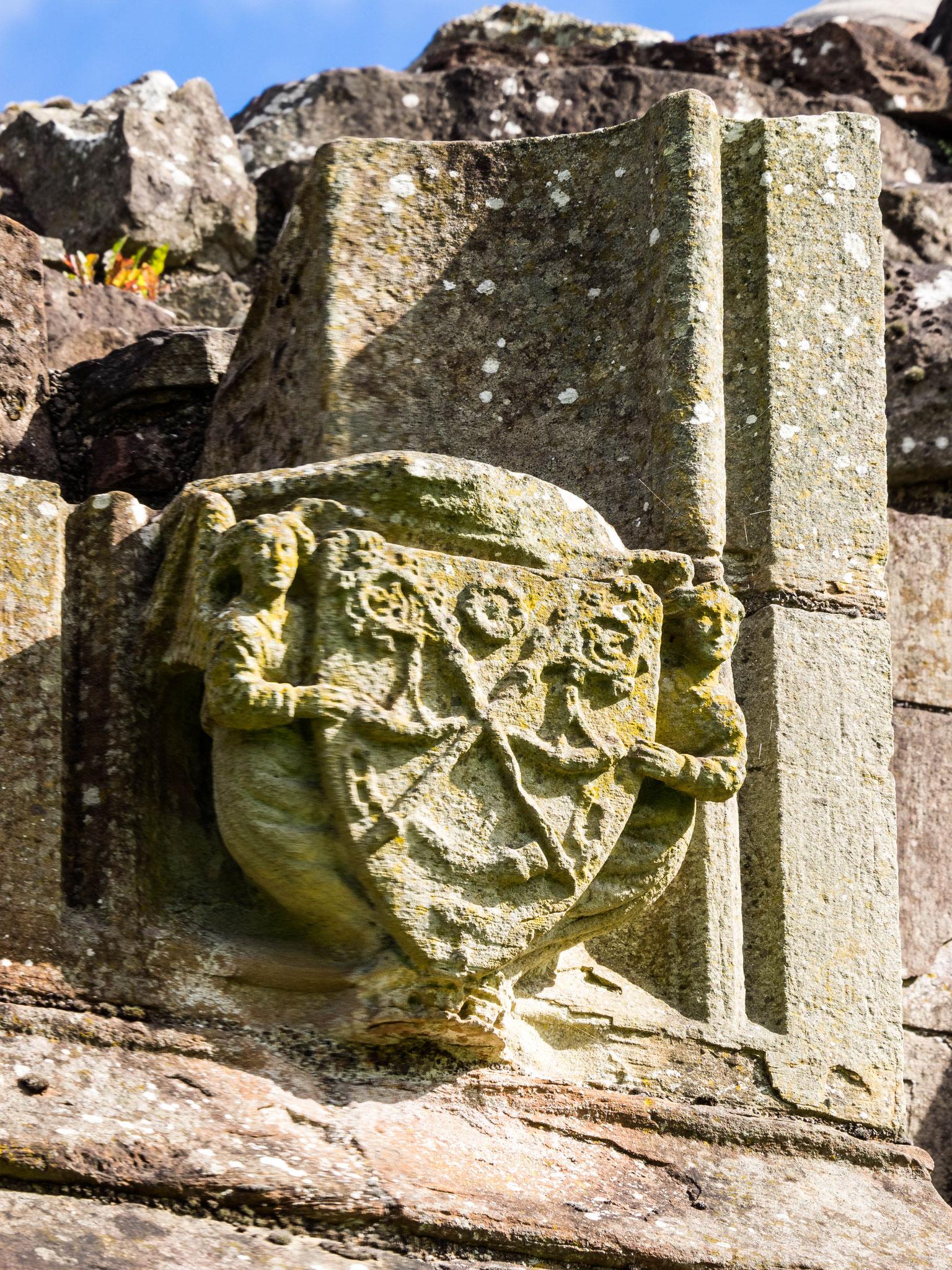 Bild: Melrose Abbey
