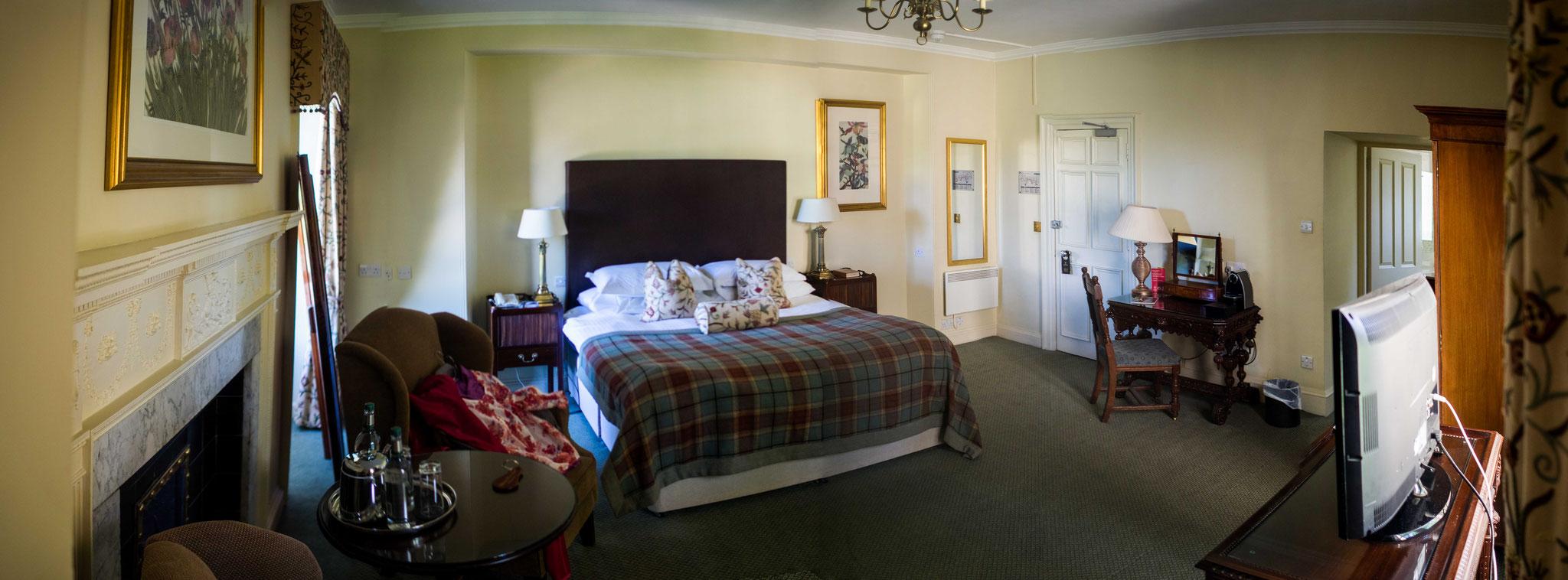 Bild: Unser Zimmer