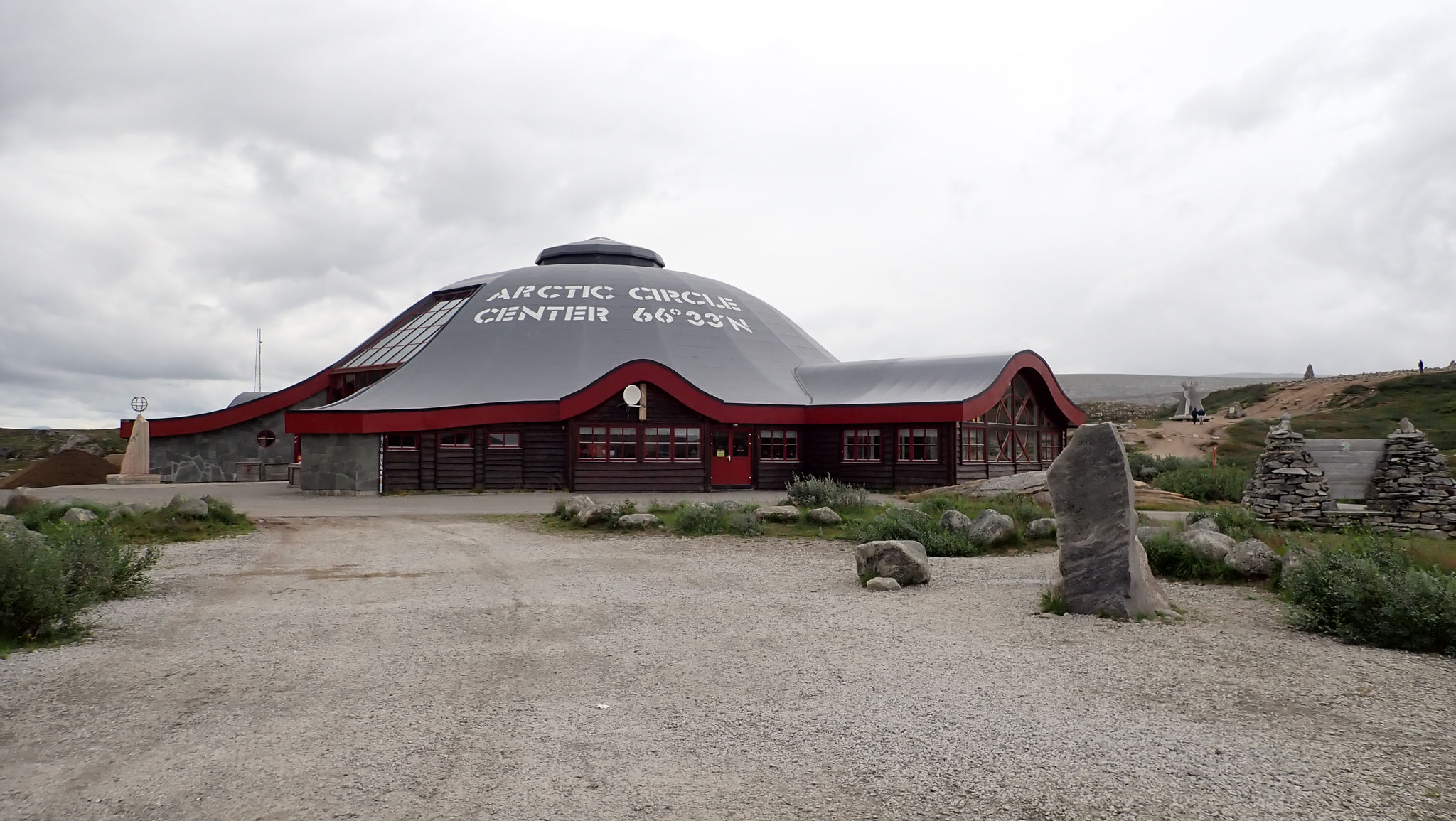 Polarkreis Zentrum