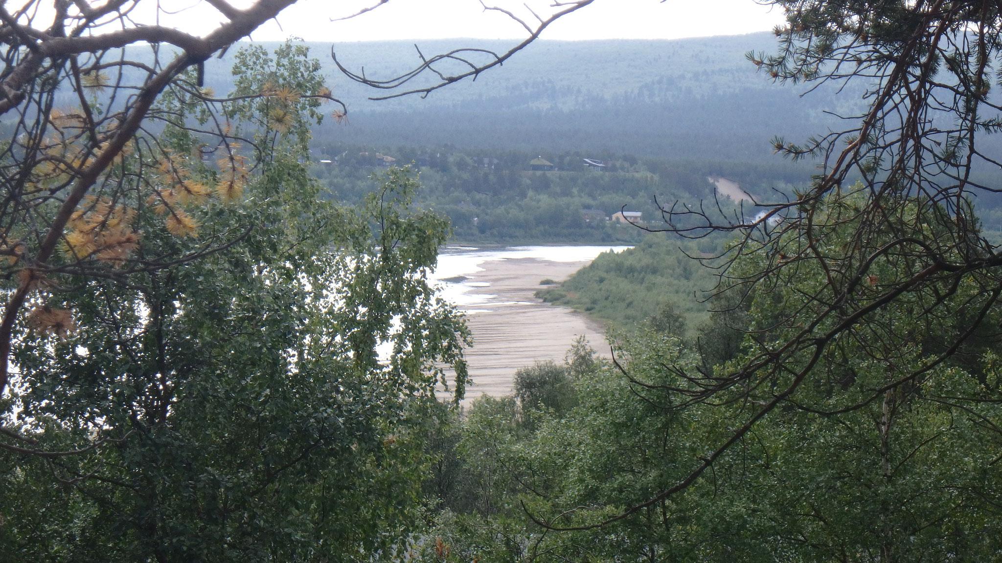 Badestelle Karasjok