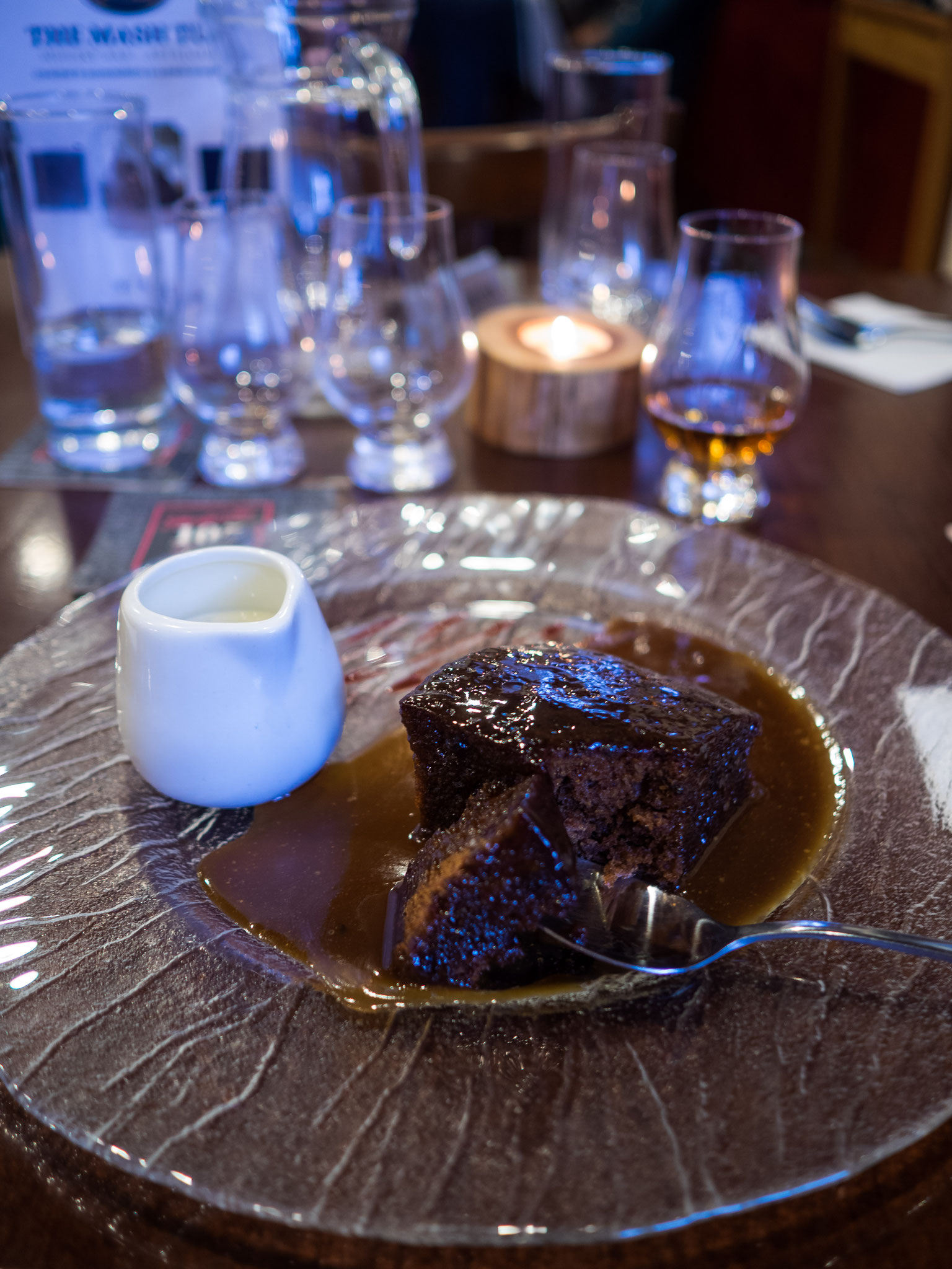 Bild: Sticky Toffee Pudding