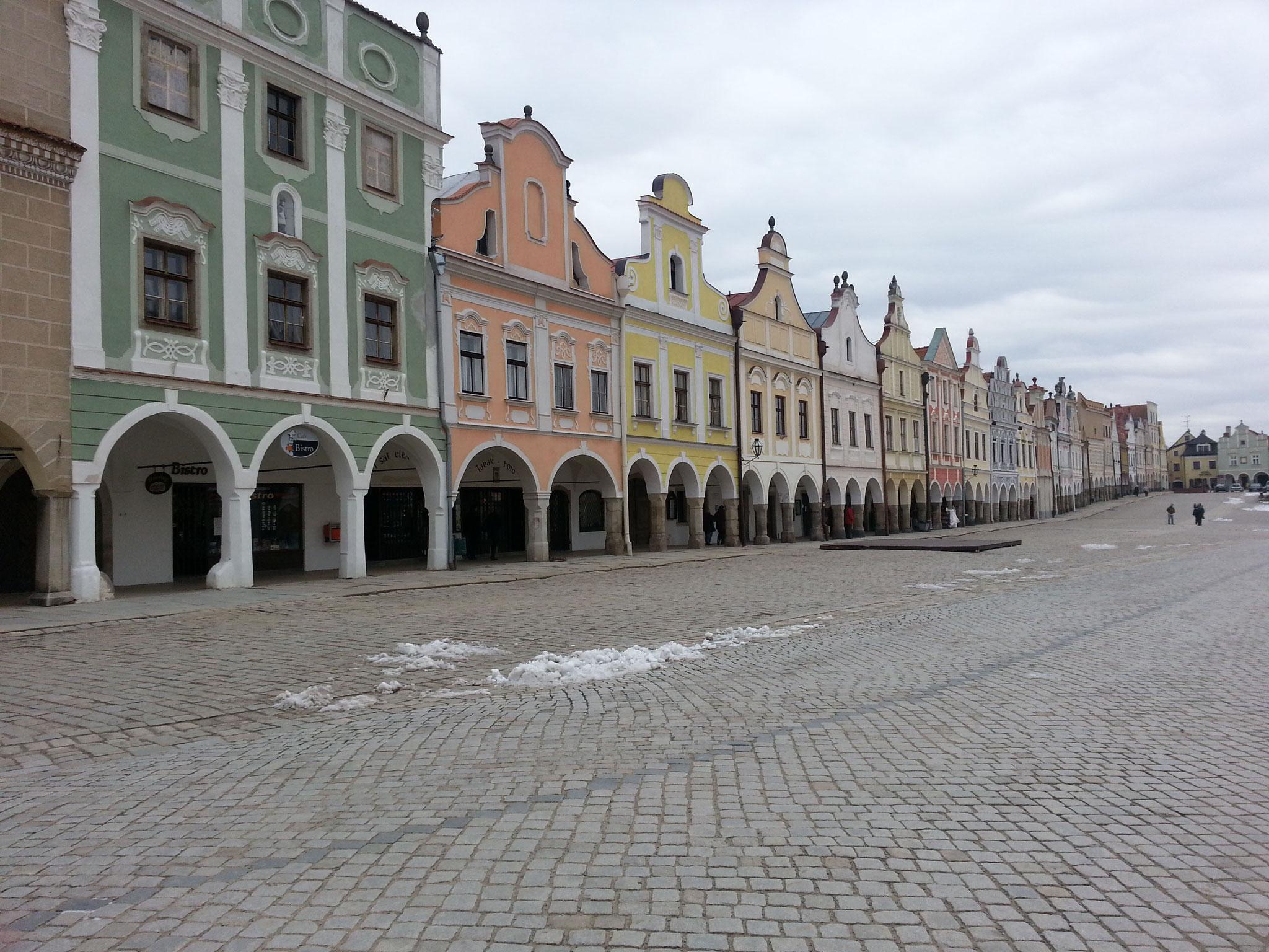 Telcer Hauptplatz