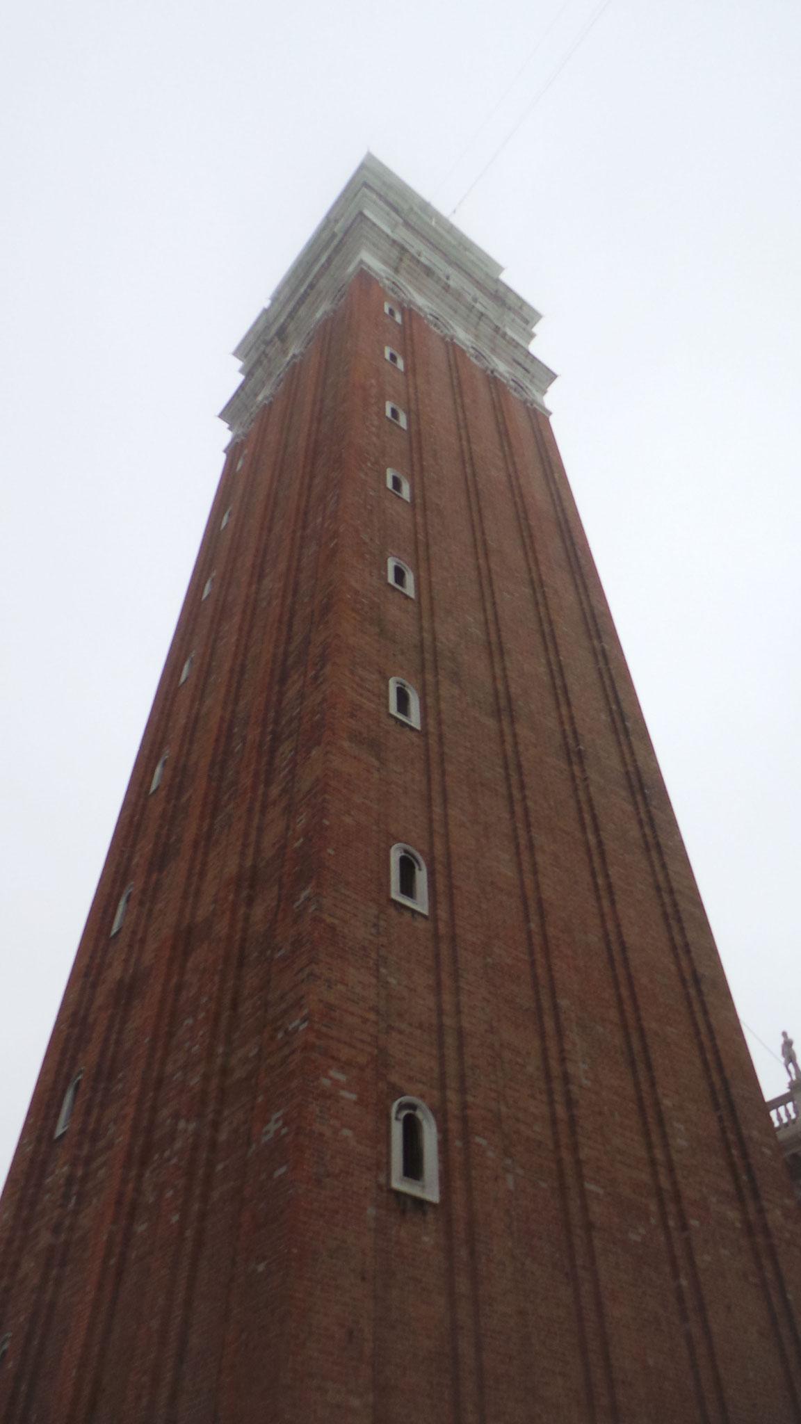 Blick auf dem Markusturm