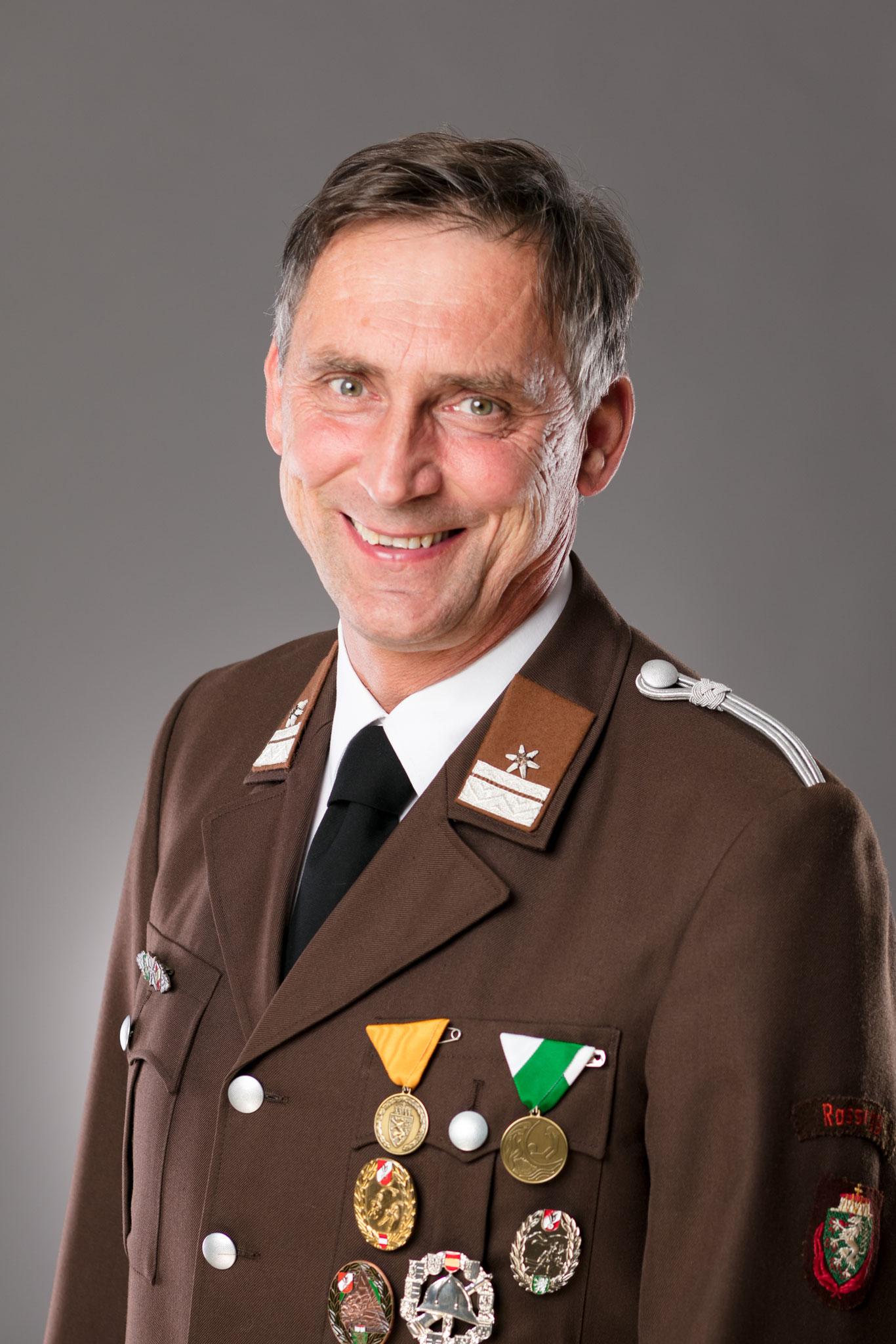 Zugskommandant 2. Zug BM TEMMEL Franz