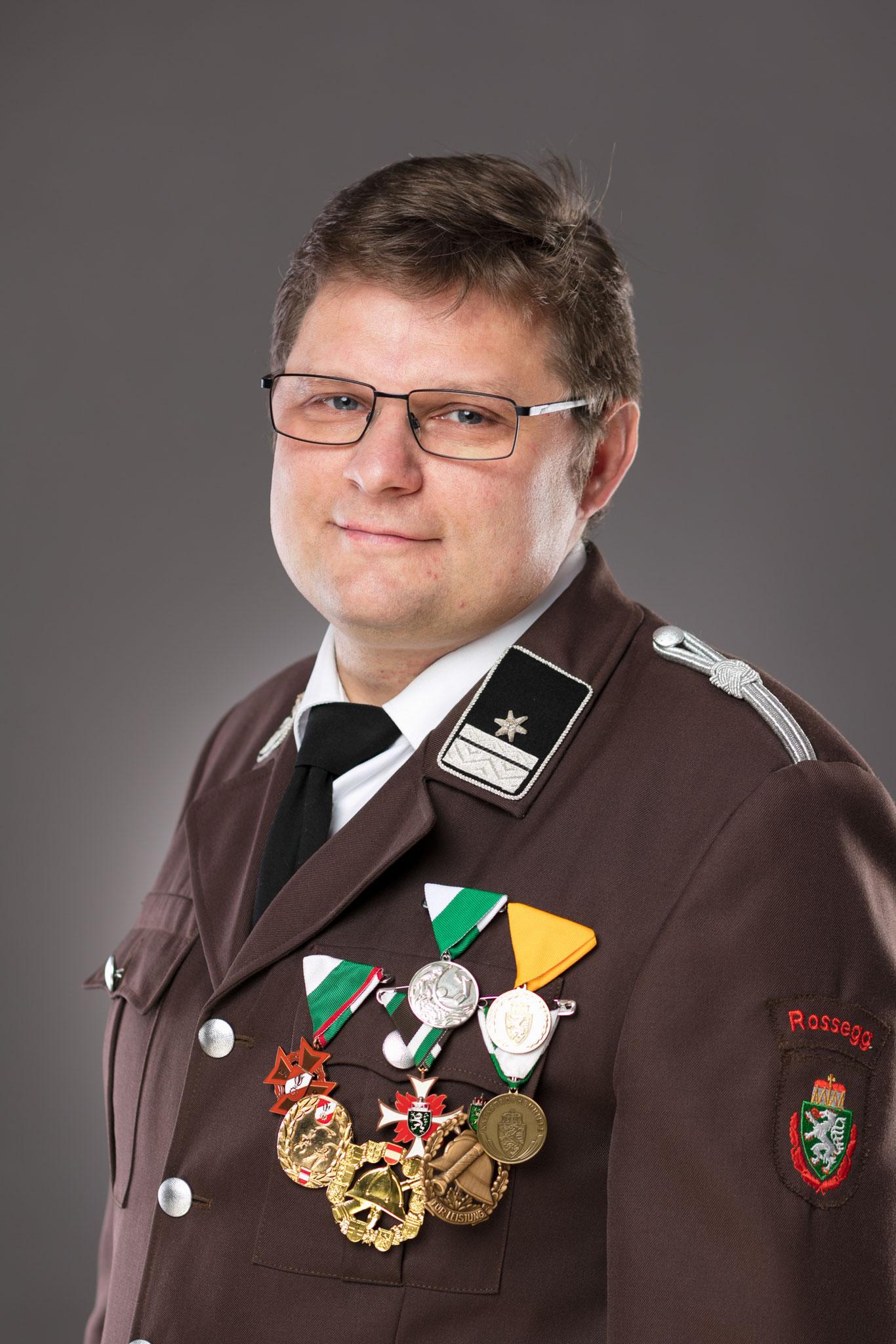 Zugskommandant 1. Zug BM d.S. OFNER Friedrich
