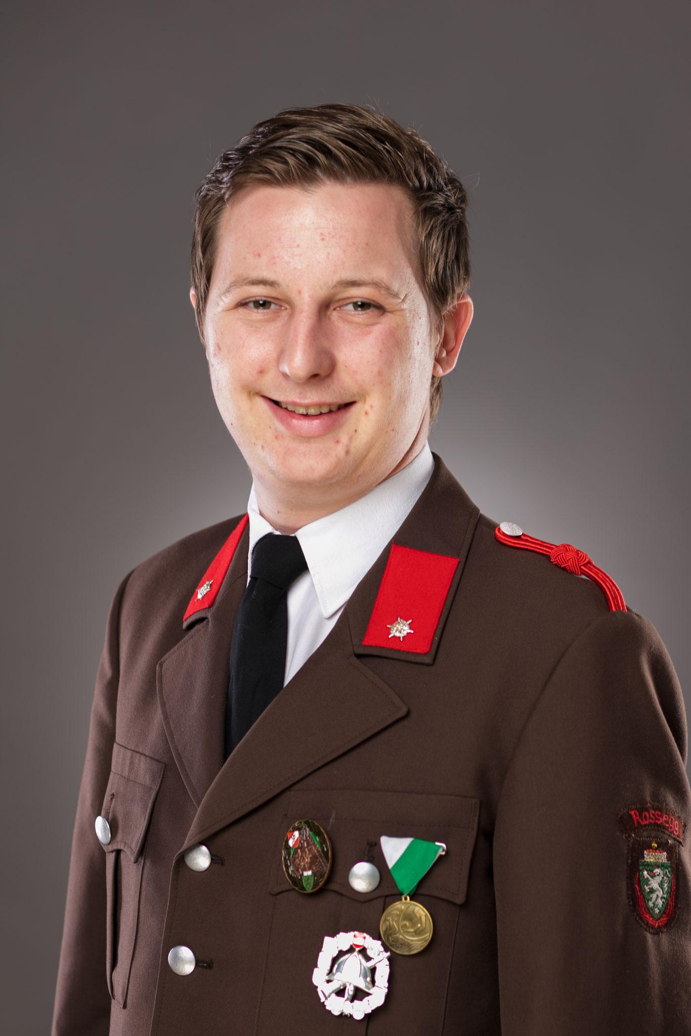 Kommandant-Stellvertreter OBI NINAUS Daniel