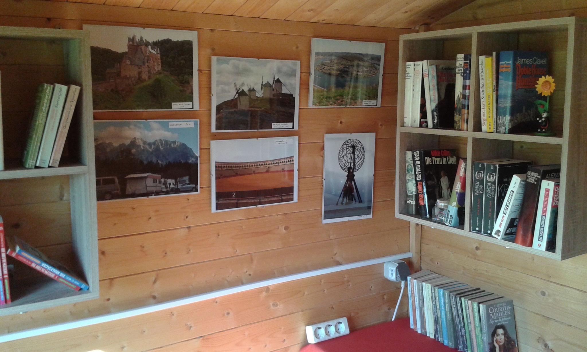 Kleine Fotogalerie für Camper