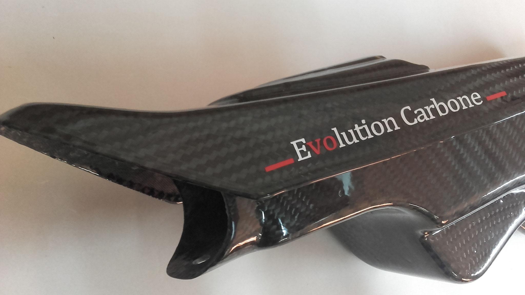 Evolution carbone / Boite à air carbone / Trial / Vertigo