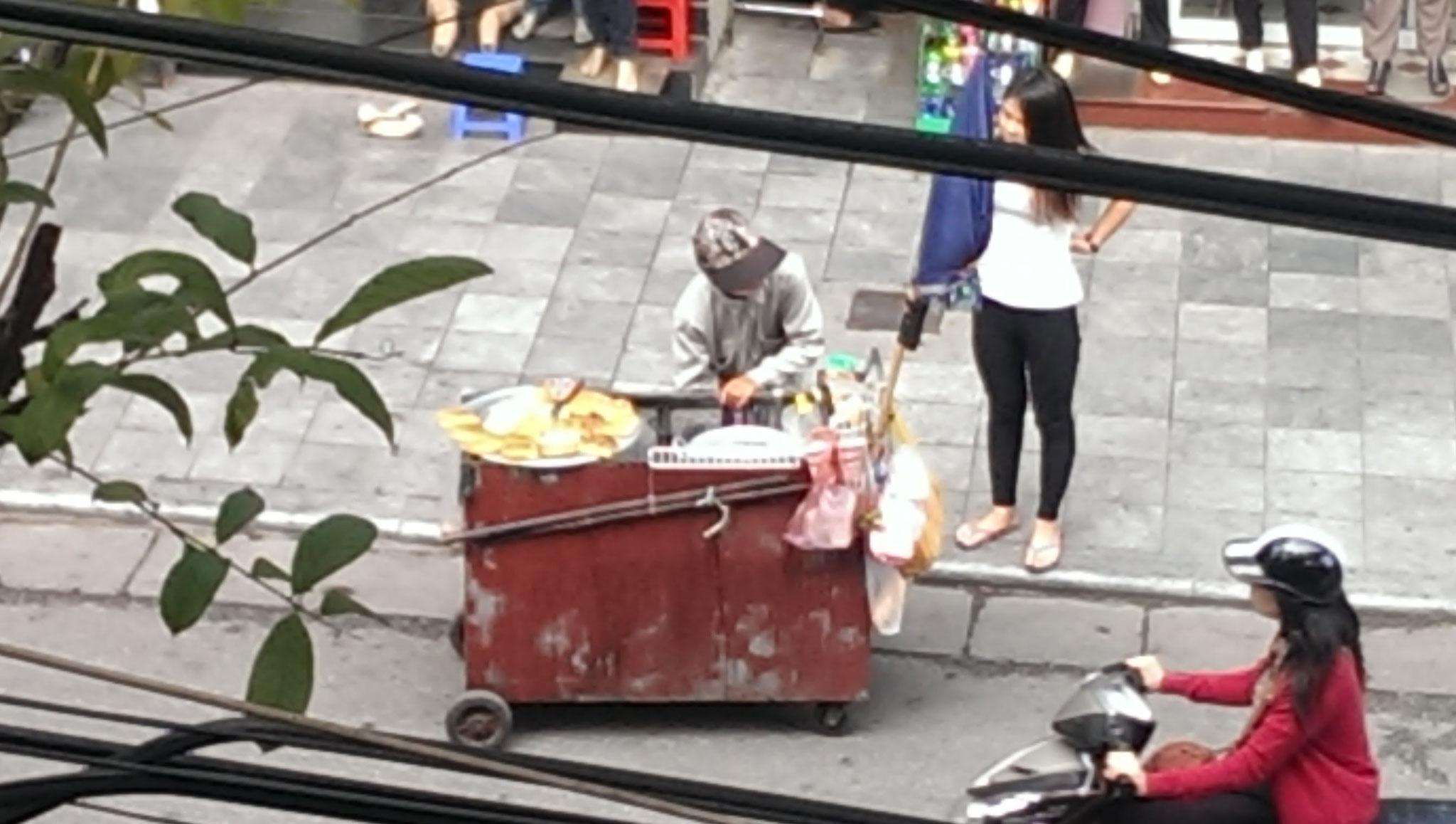 Garküche Hanoi