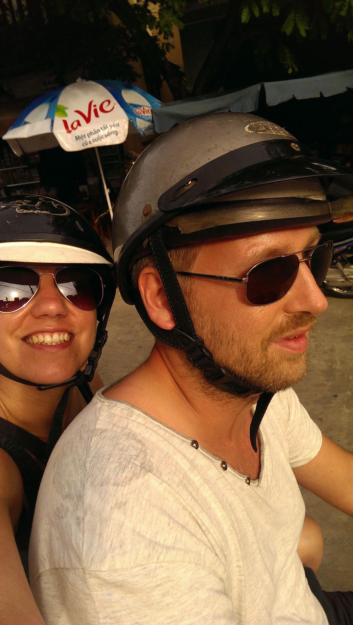 Motorradtour Hoi An Vietnam
