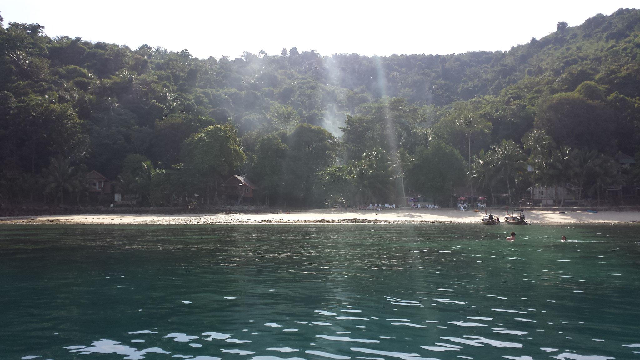 Koh Phi Phi Rantee Beach