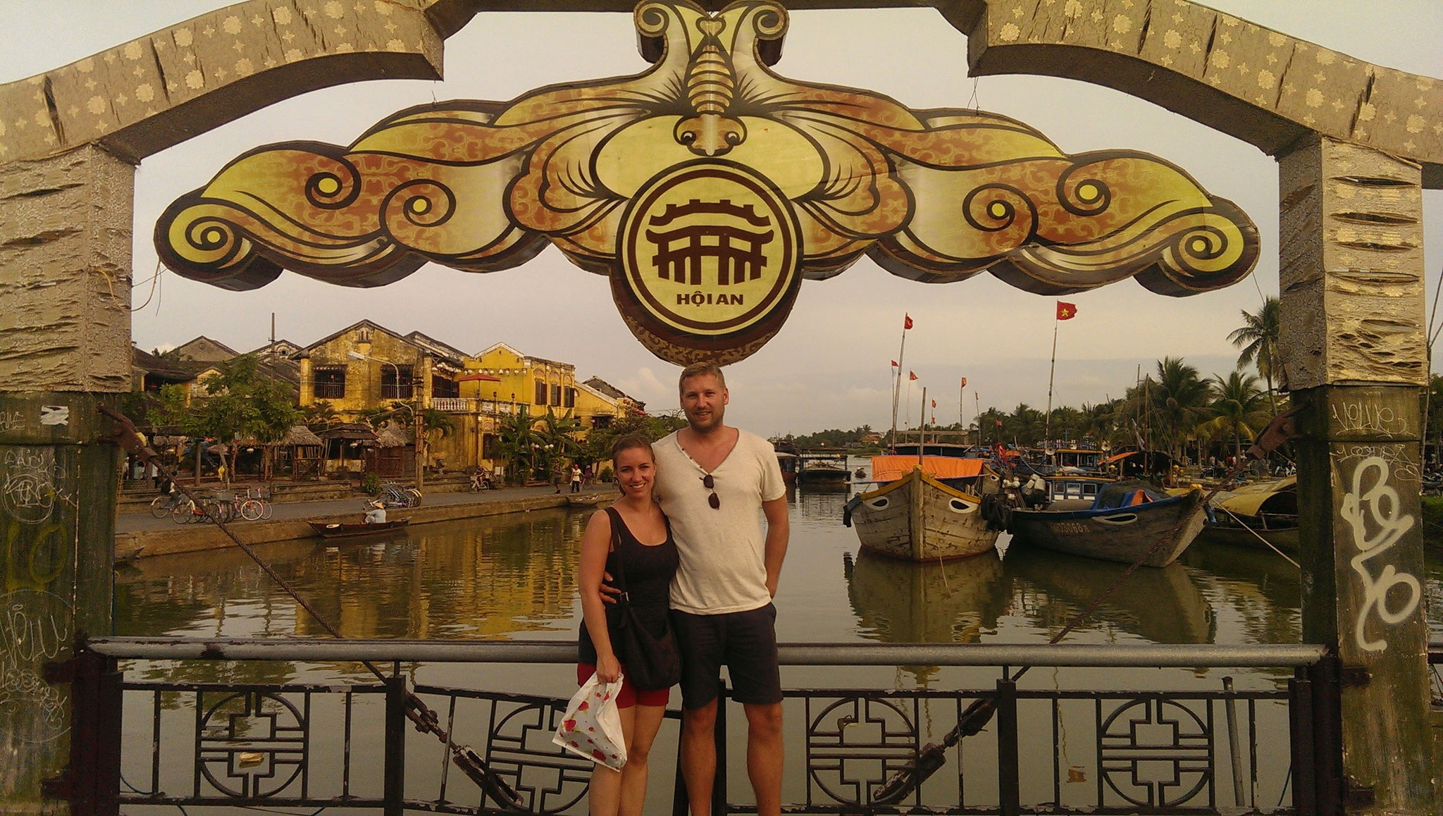 Hoi An Celebration Bridge