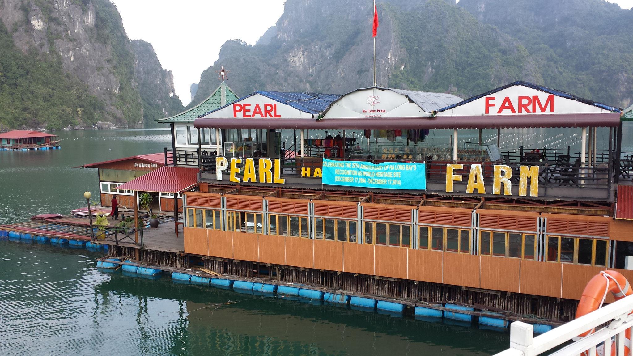Pearlfarm Halong Bay