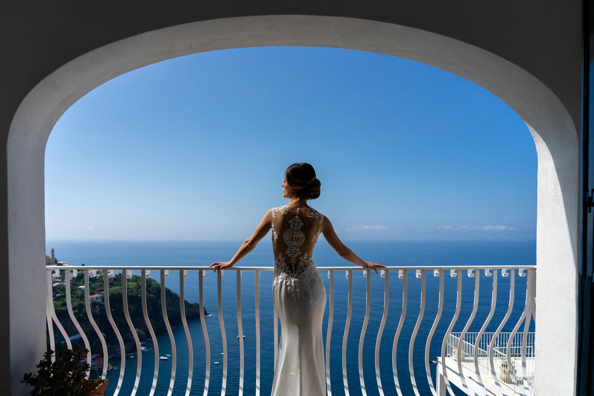 Best wedding Photographer Praiano