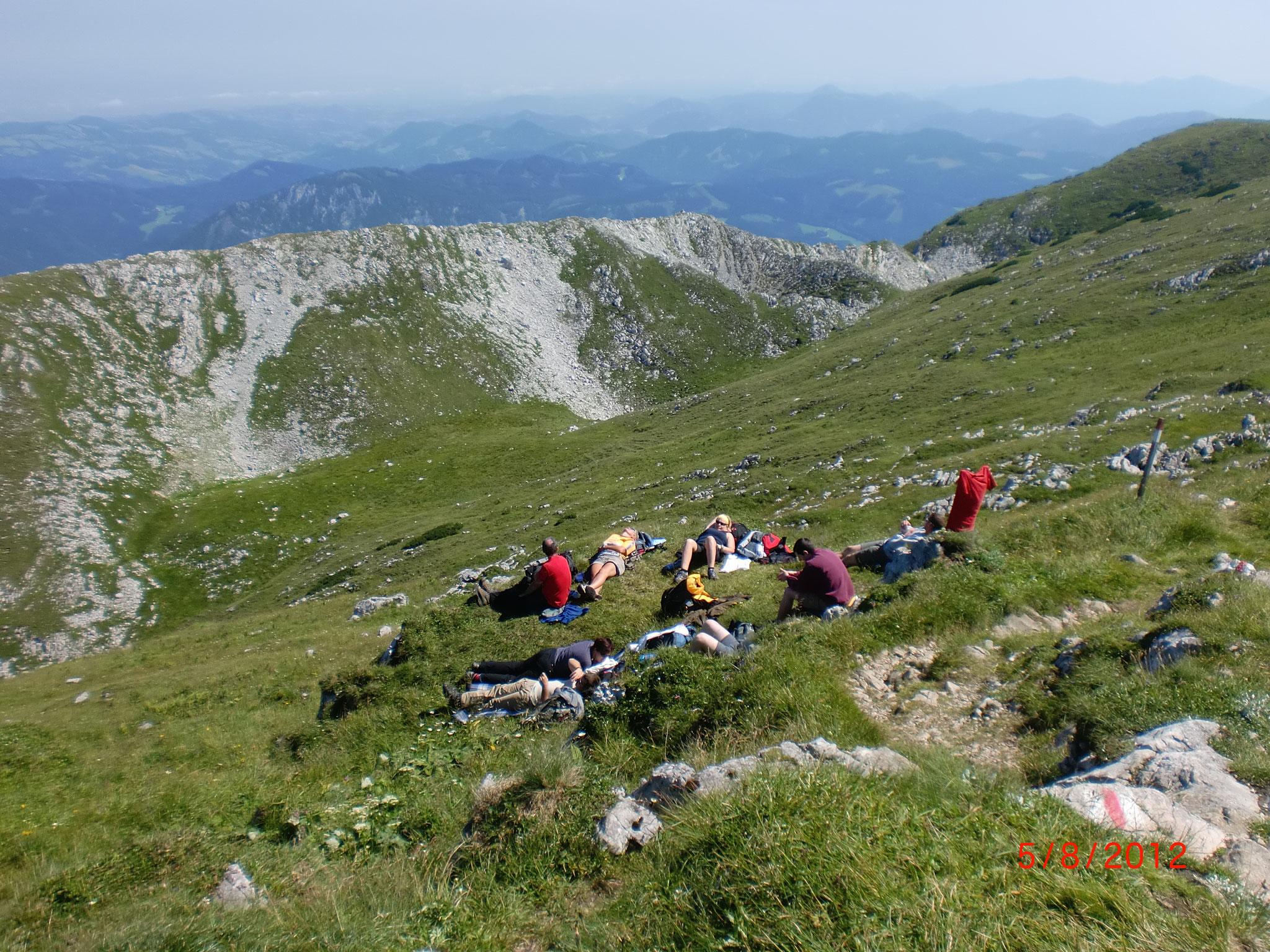 Ötscher Gipfel