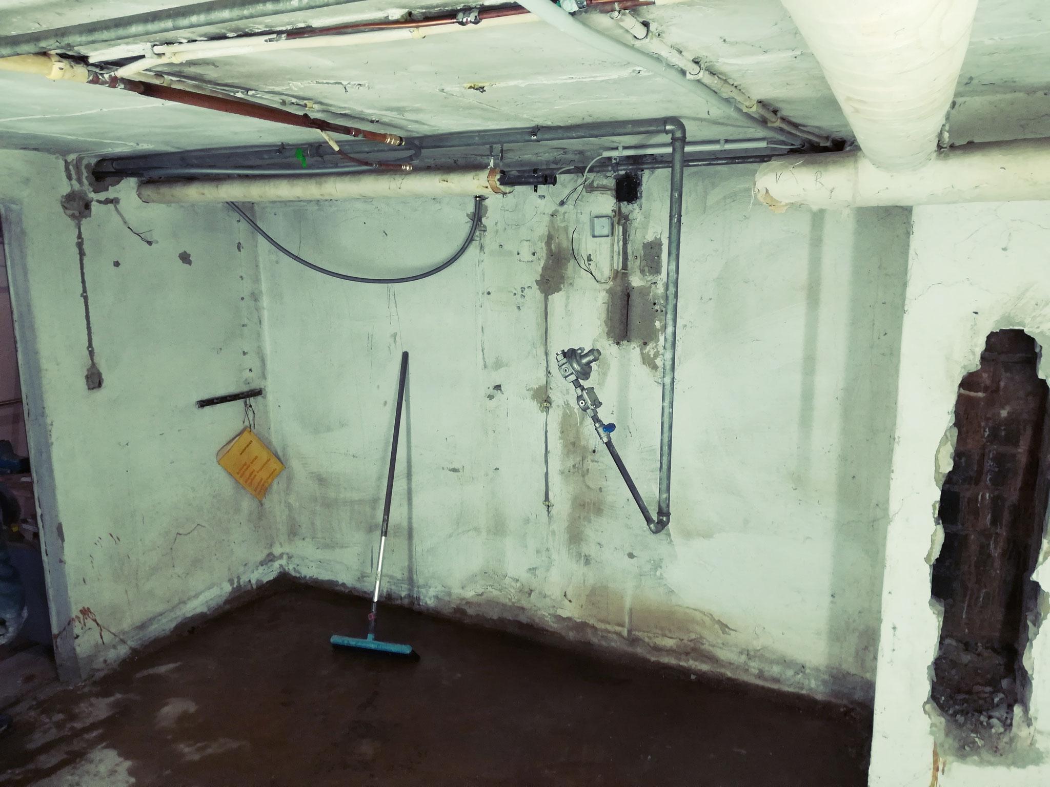 Vorbereitung des Raumes...