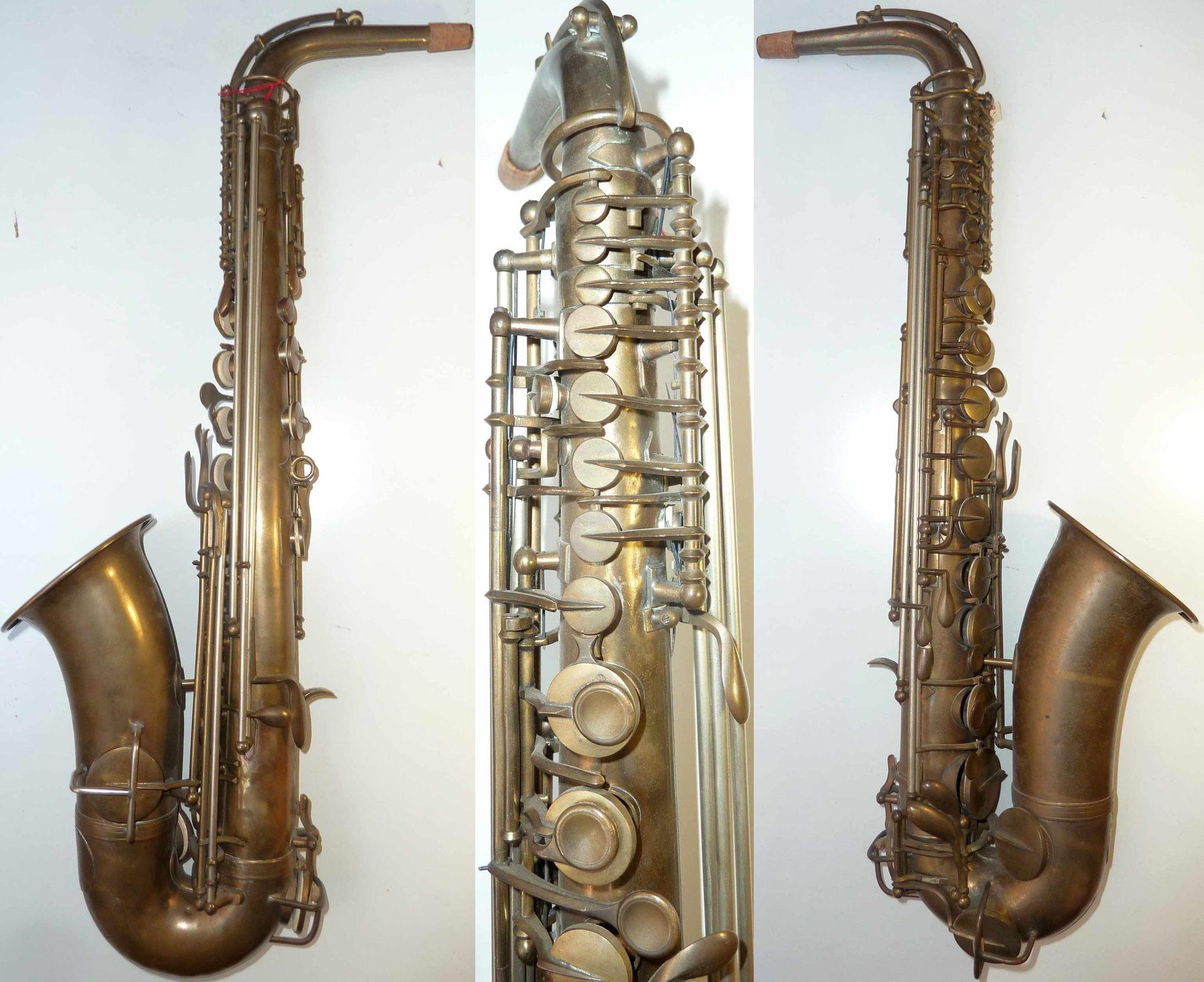 Saxophone n° 016