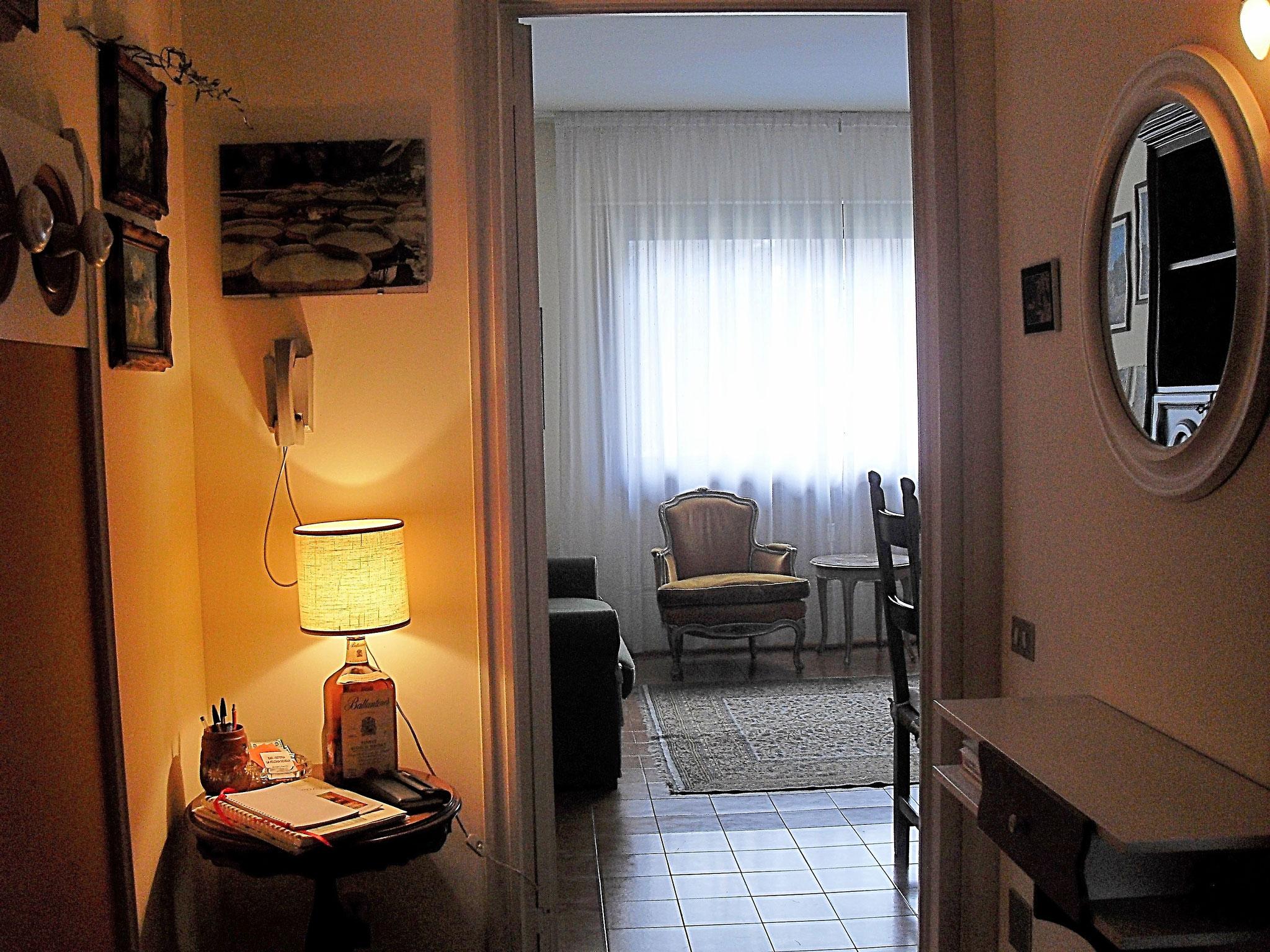 Appartamento: corridoio di ingresso