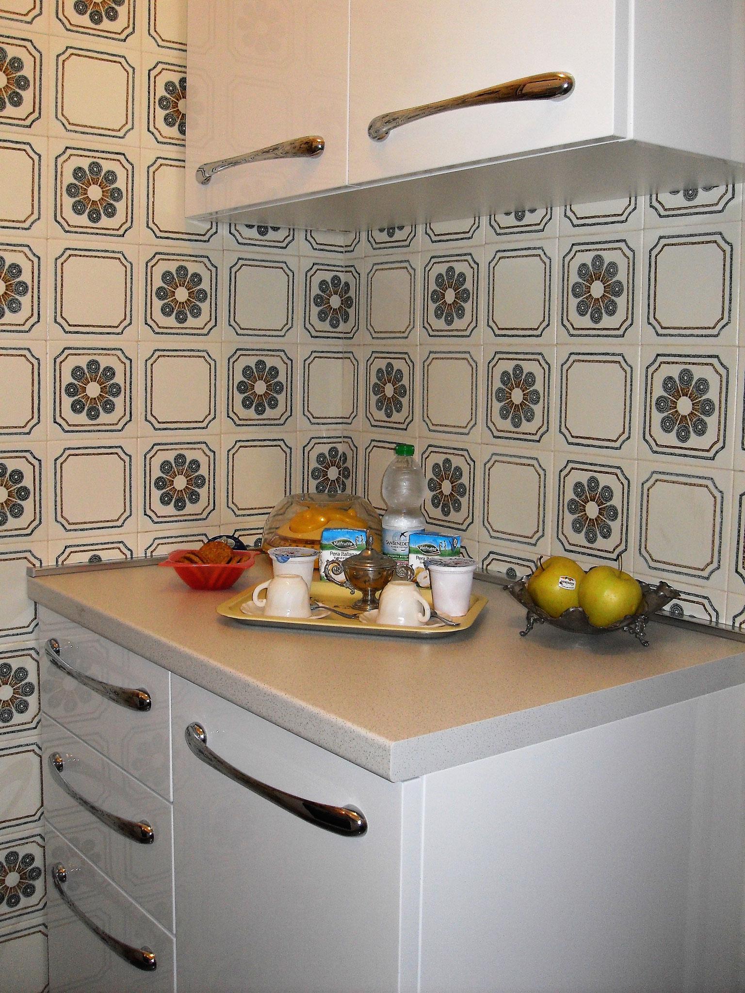 Küche: Detail