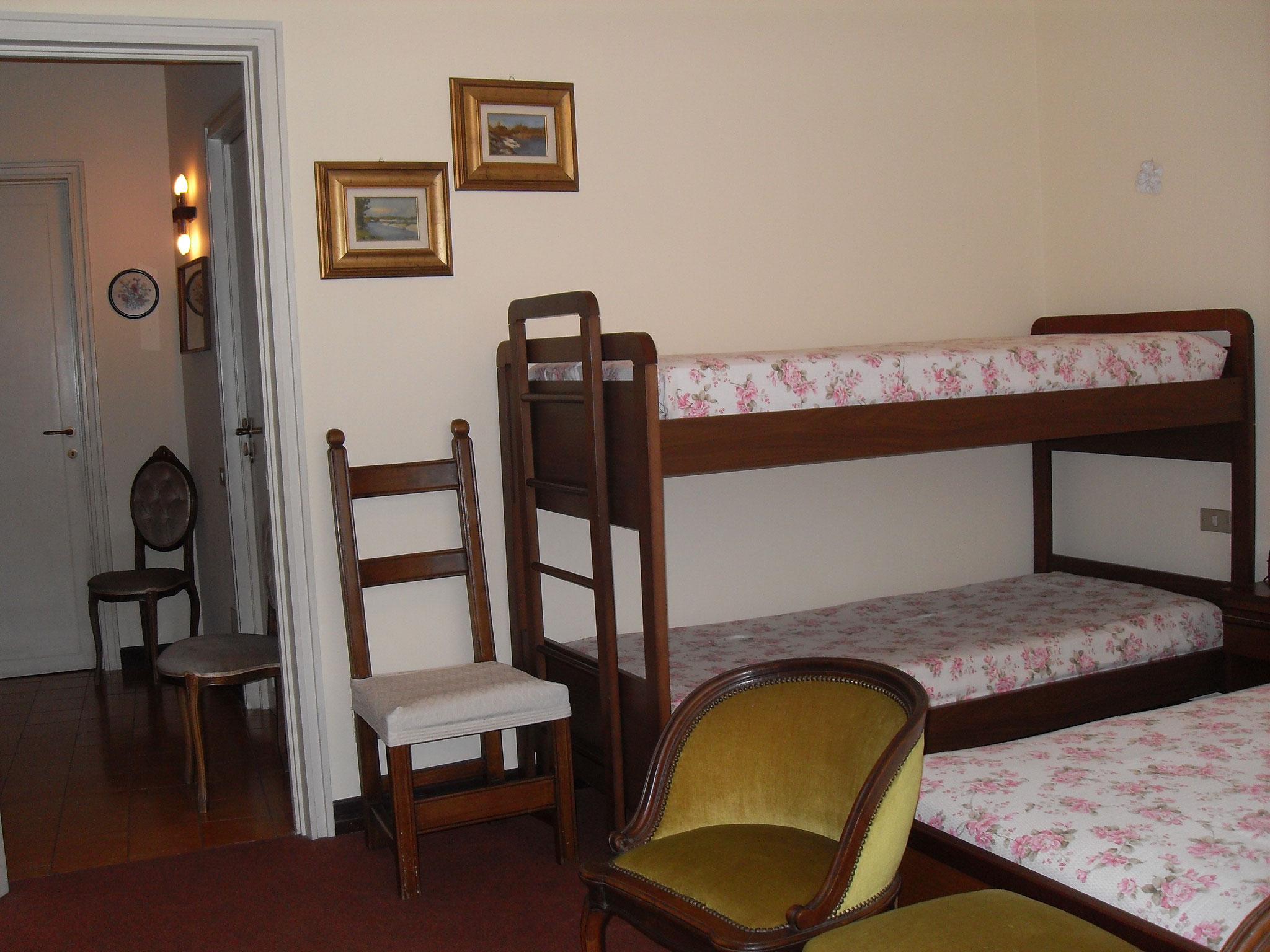 Schlafzimmer: Detail