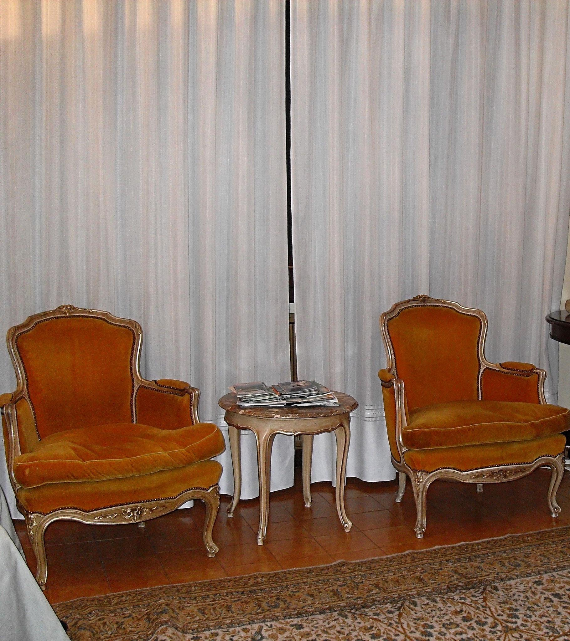Wohnzimmer 30 mq