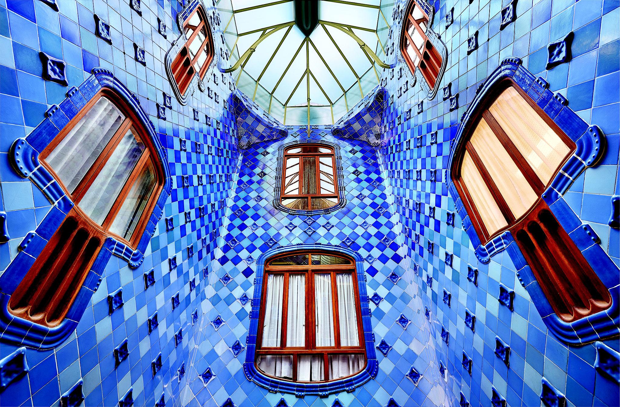 © Casa Batlló – Gaudí – Barcelona (www.casabatllo.es)