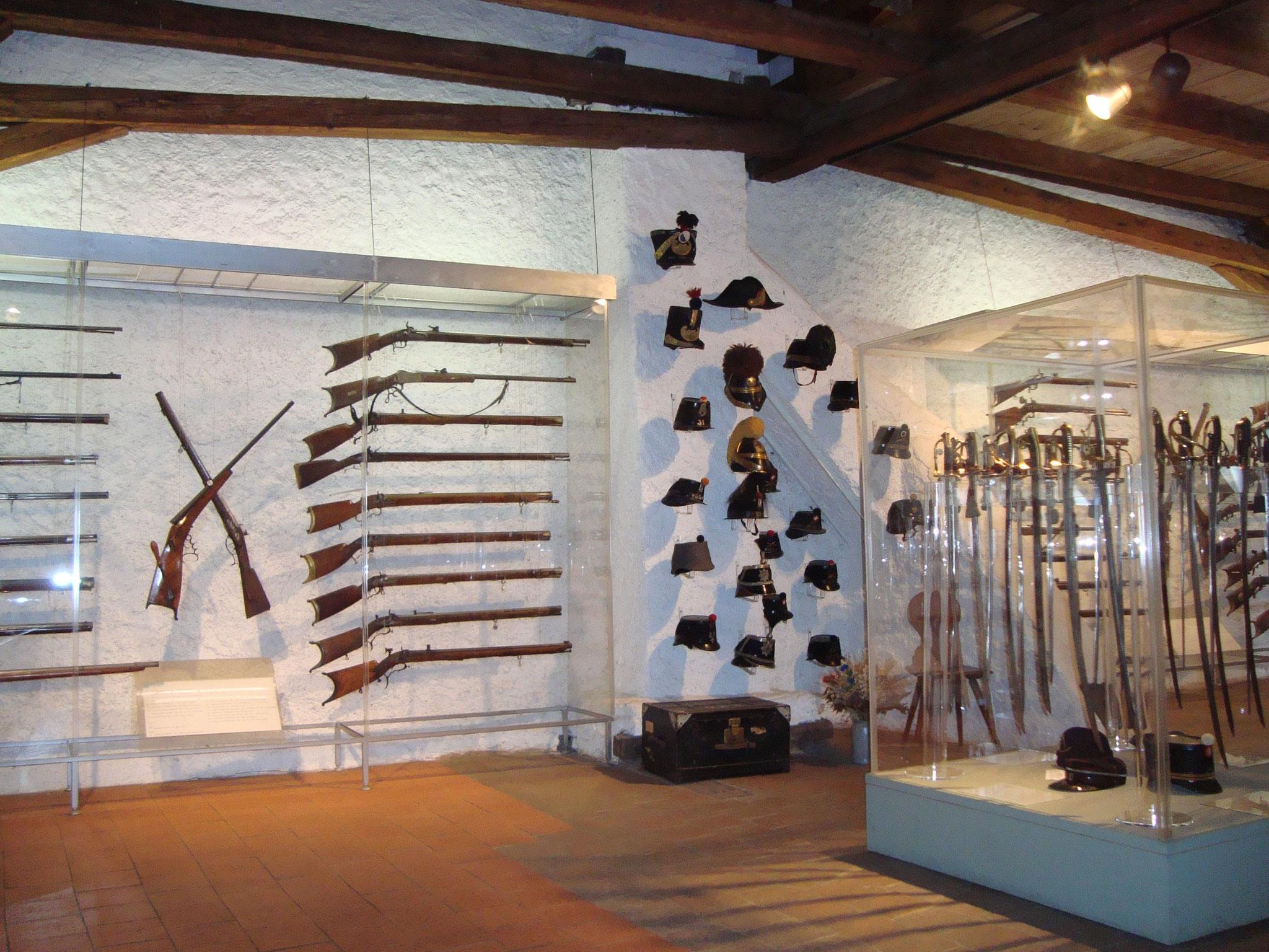 historische Waffensammlung
