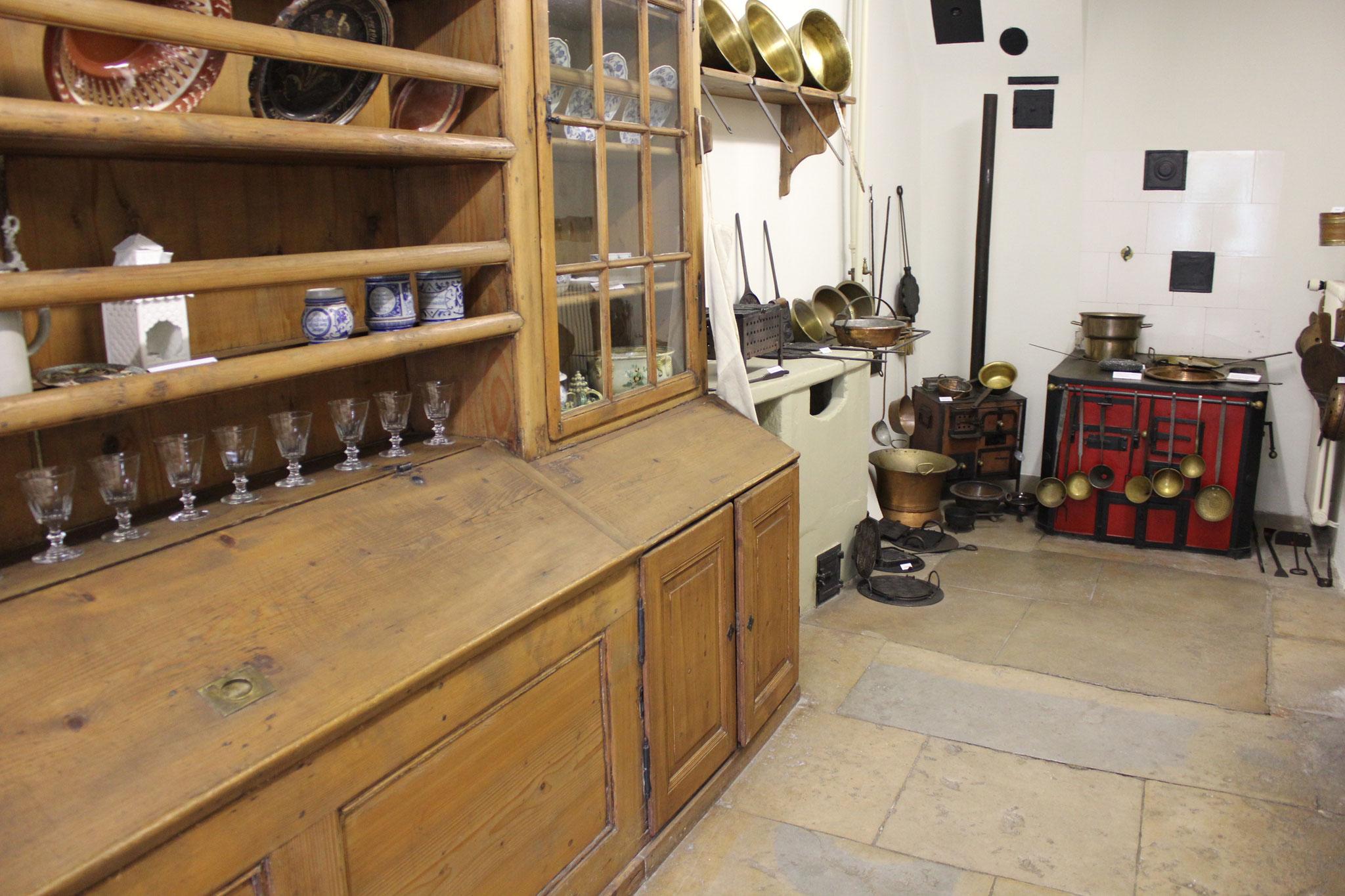 Küche aus dem 19 Jahrhudert