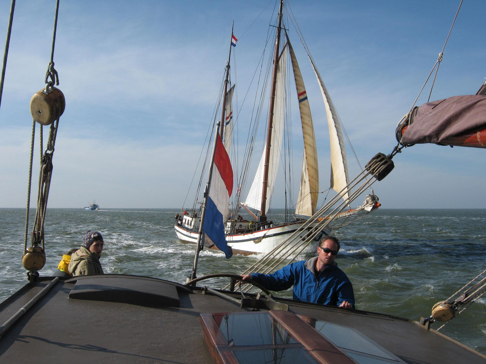 Sailingship Confiance