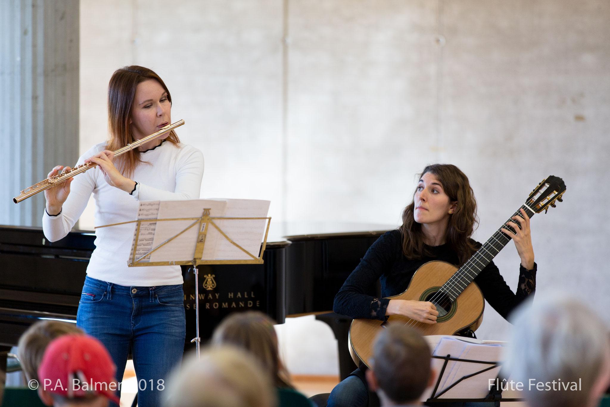 Gland 2017, Flute Festival, Duo Diversitas