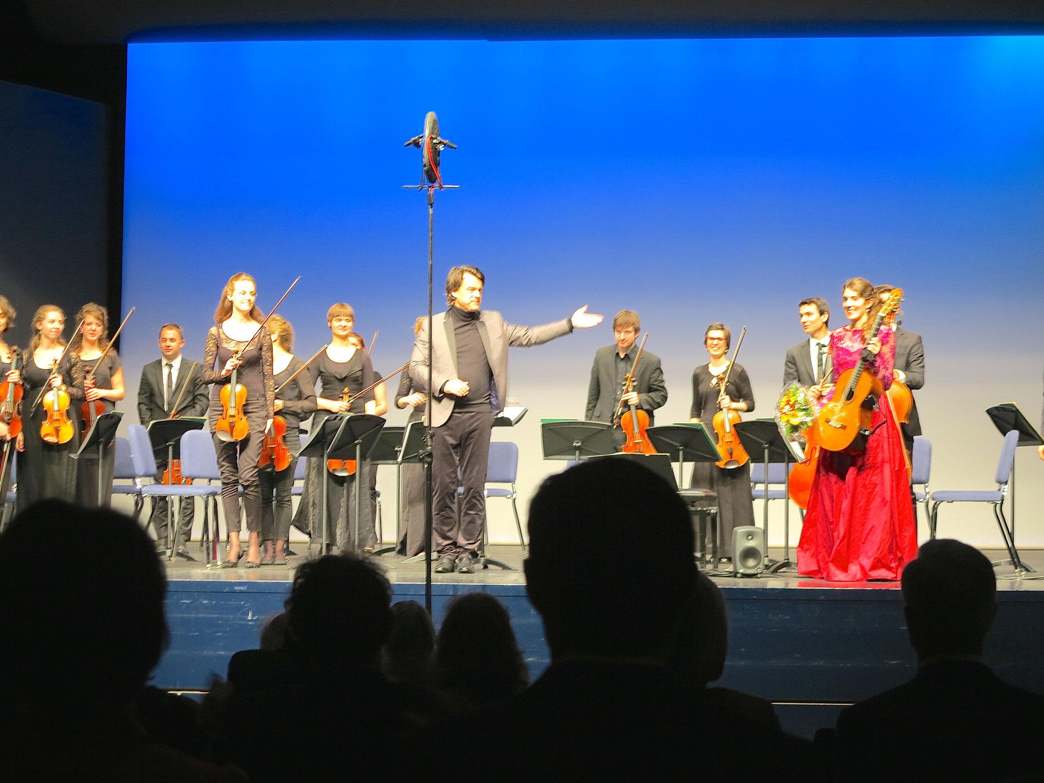 Konzert Junge Musiktalente Meggen 2014