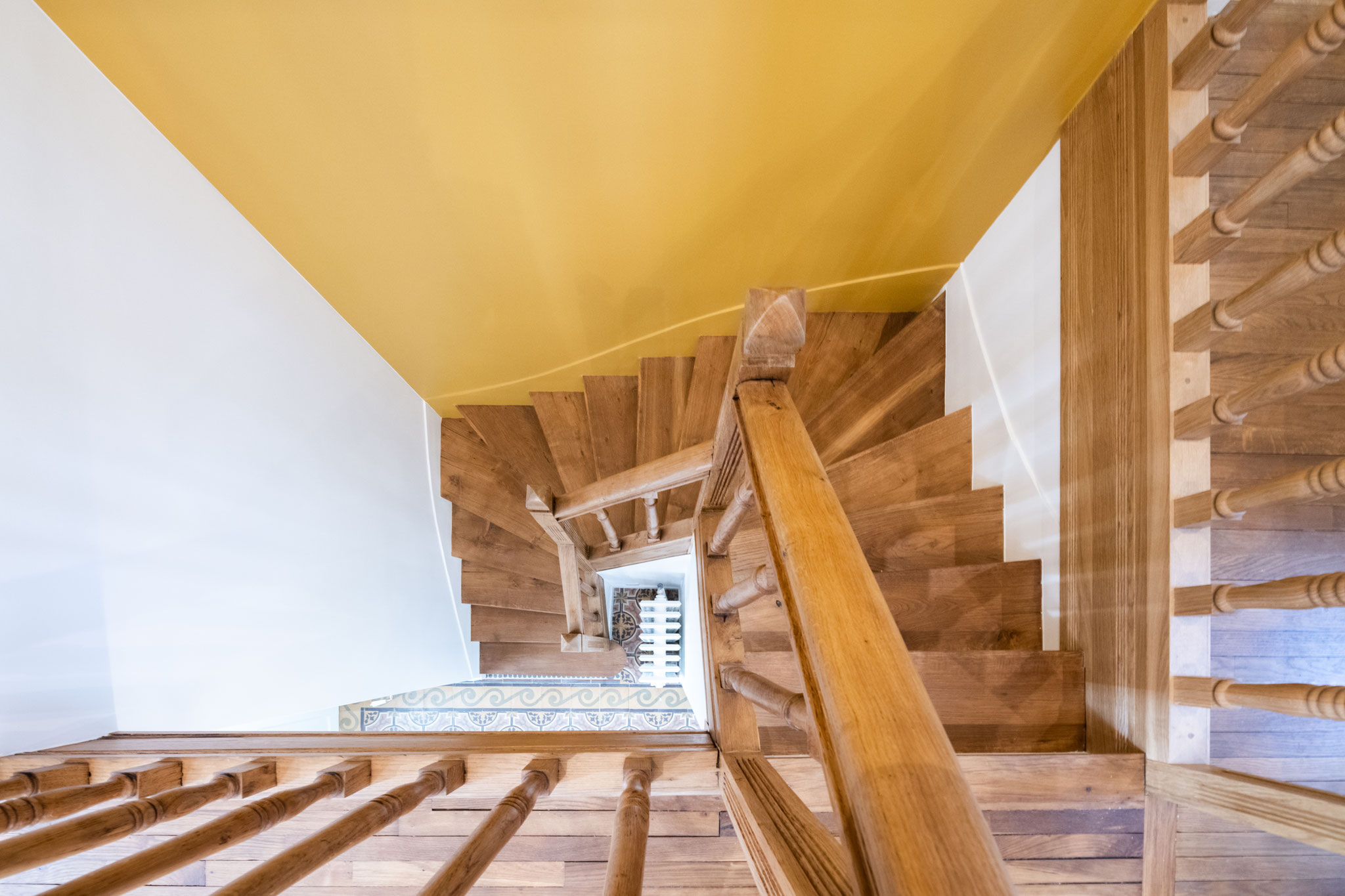 Réalisation - Escalier