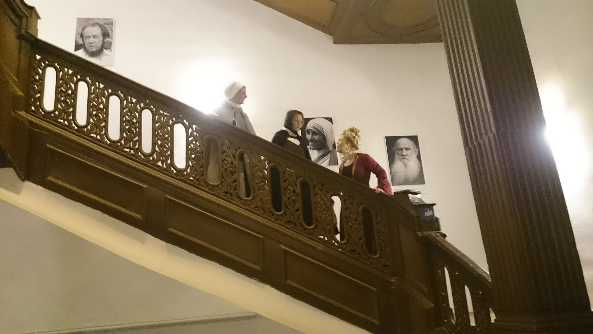 im Palais der Schrottenbergs