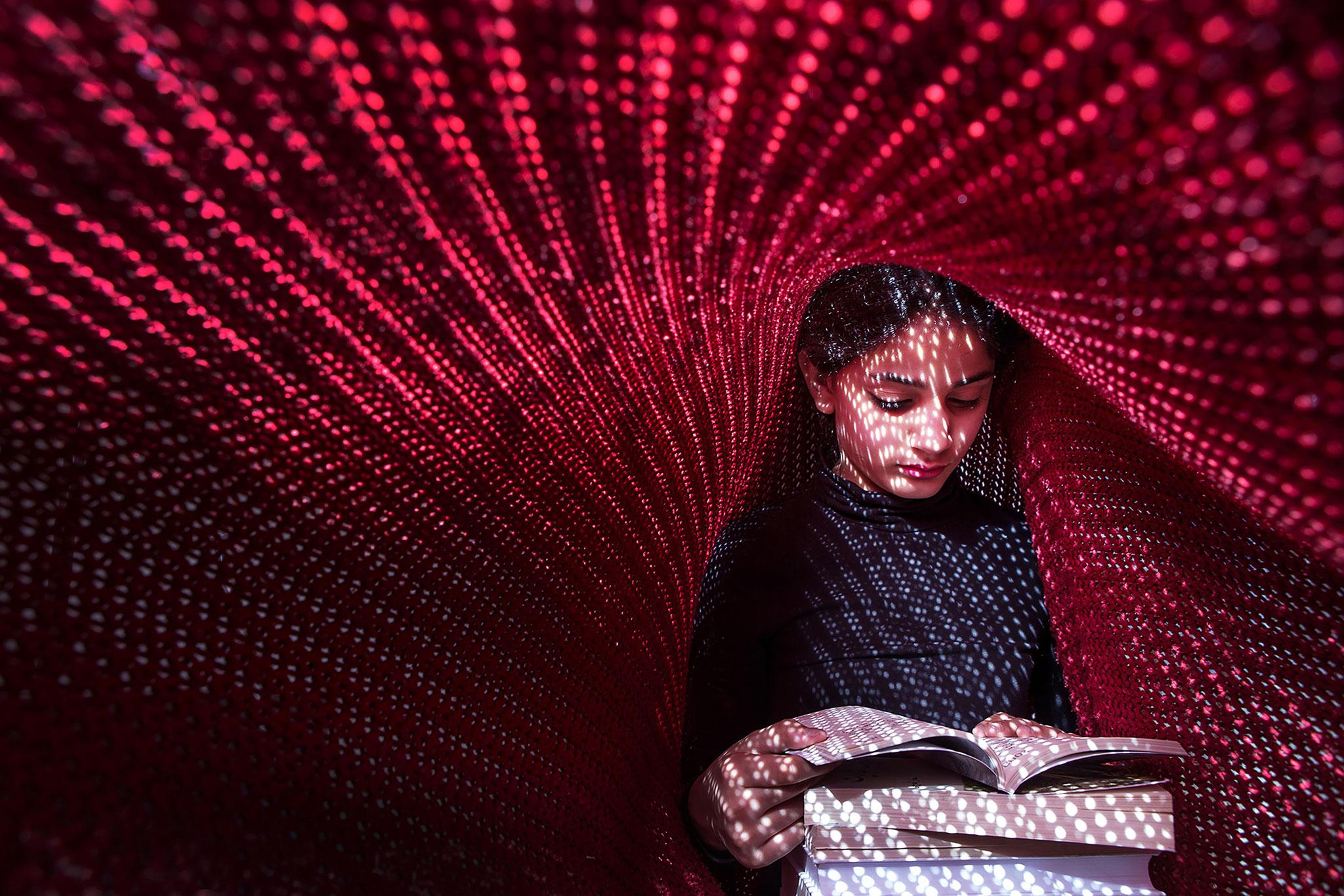 laila Alibrahim -  (Saudi Arabia) -Light of life
