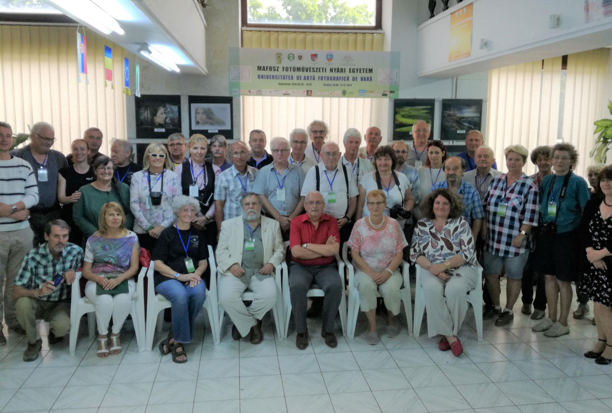 A résztvevők kiállításán