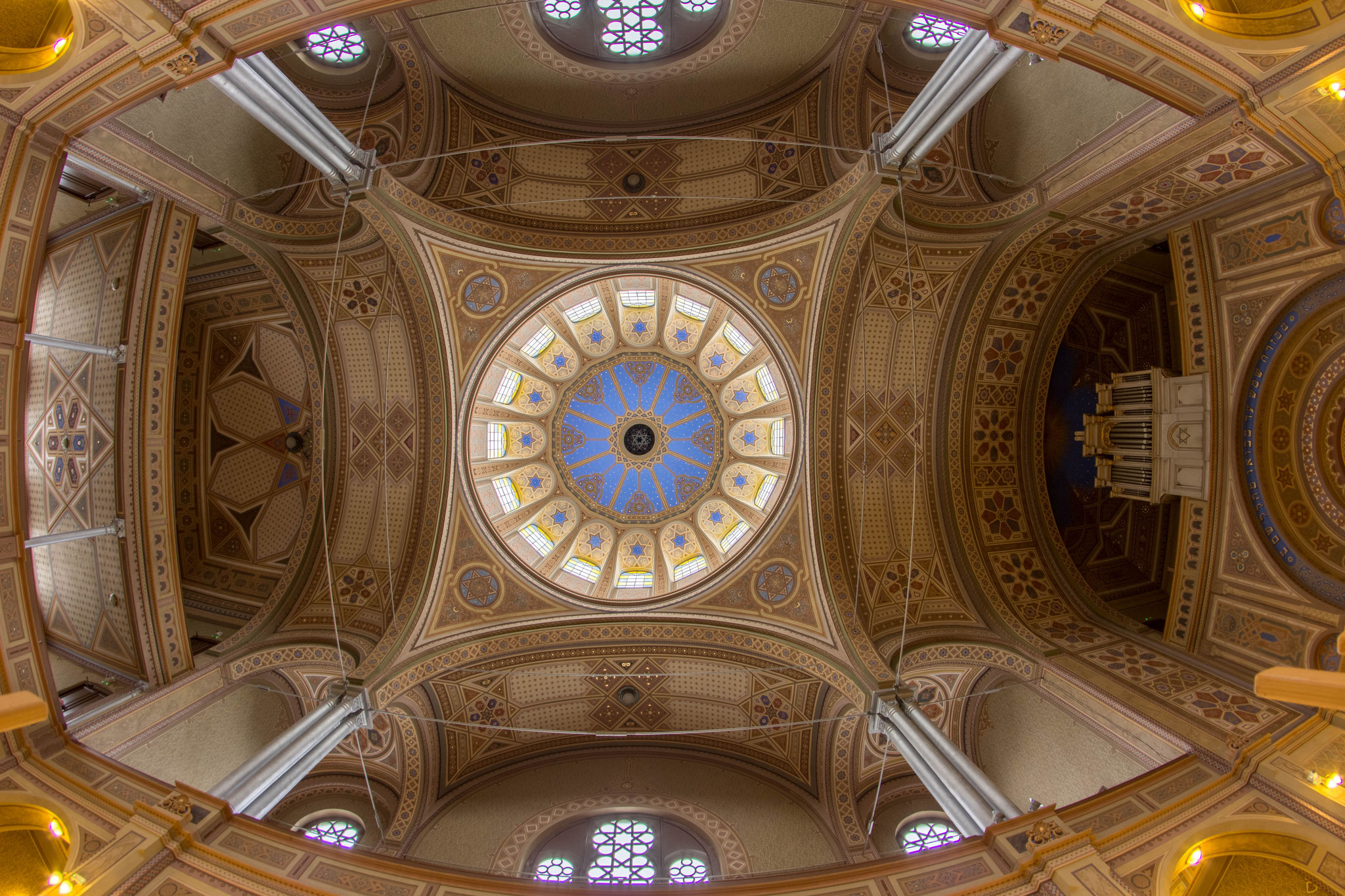 Buretia Alex Dian- Oradea (RO) - Sinagoga  Oradea (RO)