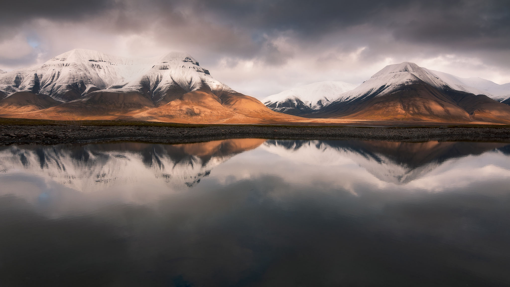 Csomai Dávid (Romania) - Serene arctic