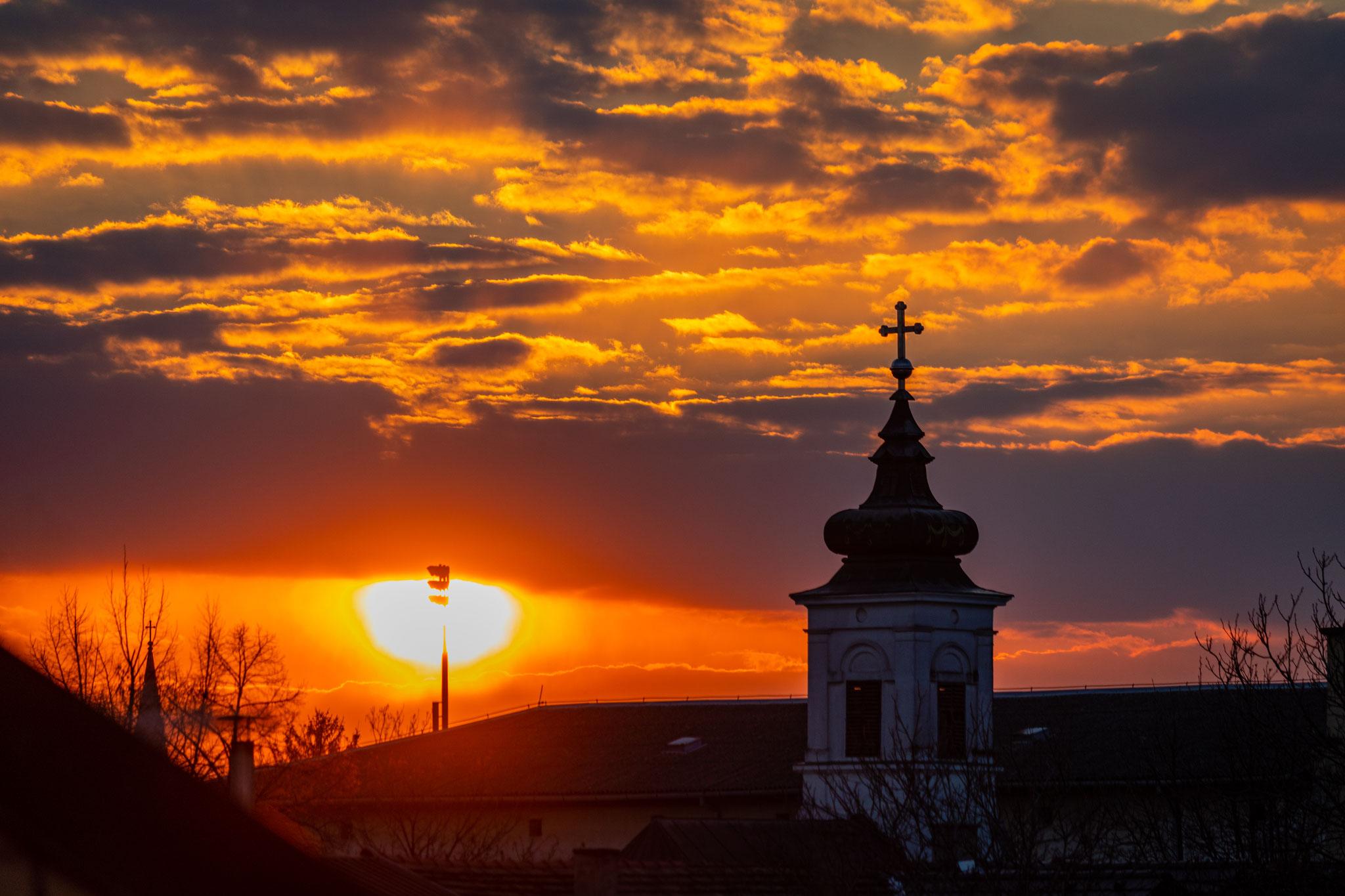 usztin László (Serbia) - Sunset