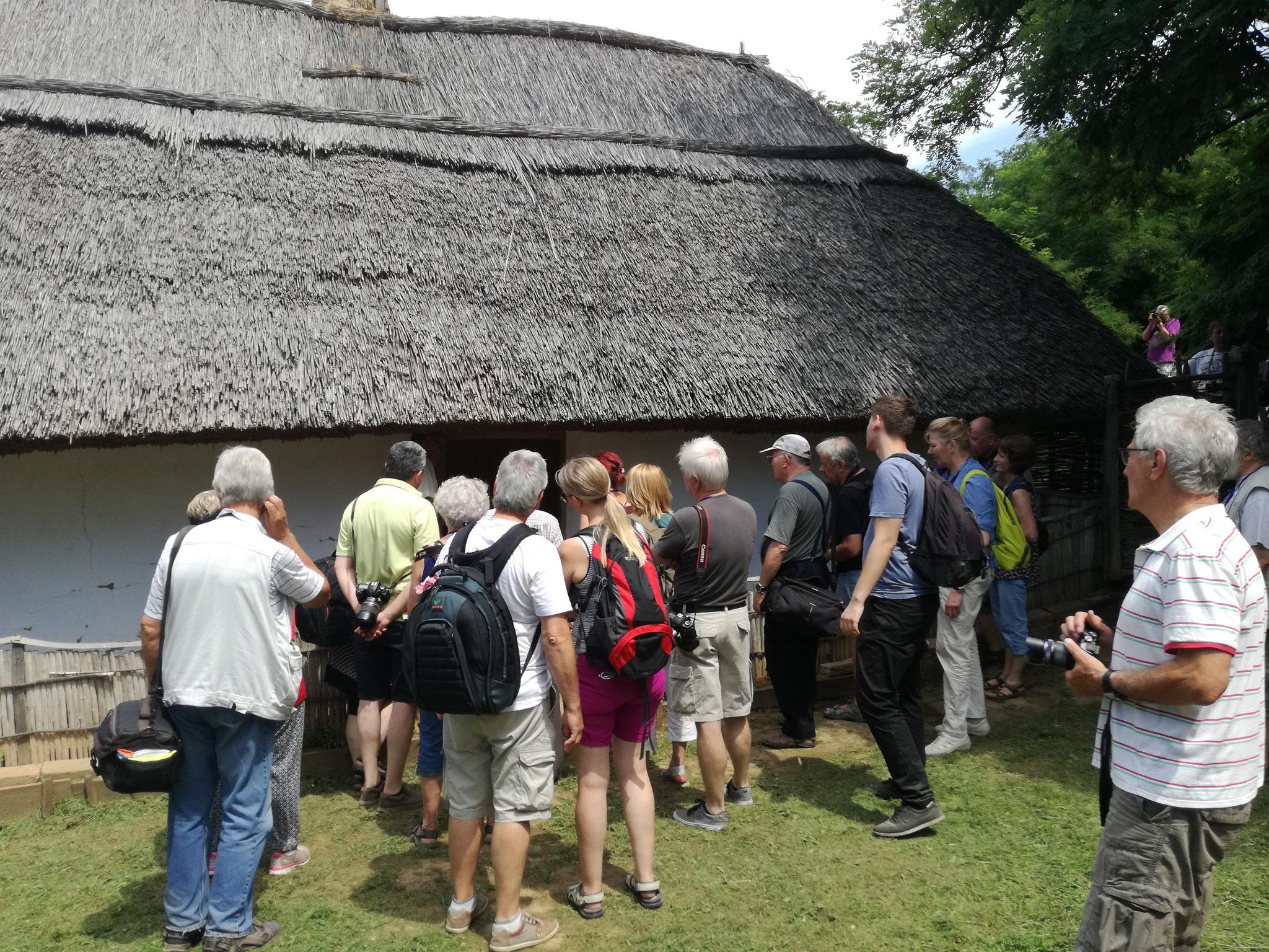 Vizită la o Casă Muzeu din Sălacea