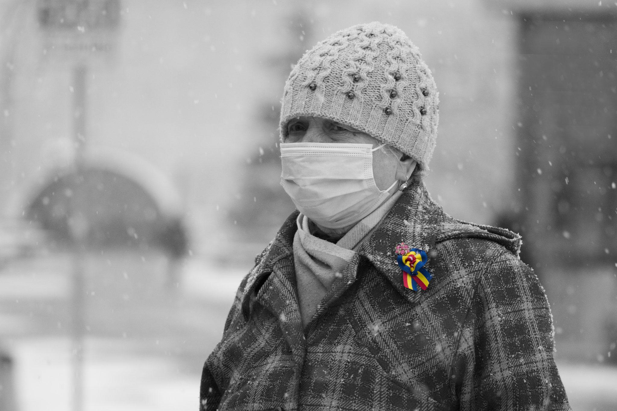 Morvay-Szabó Edina Éva (Romania) - Winter has come