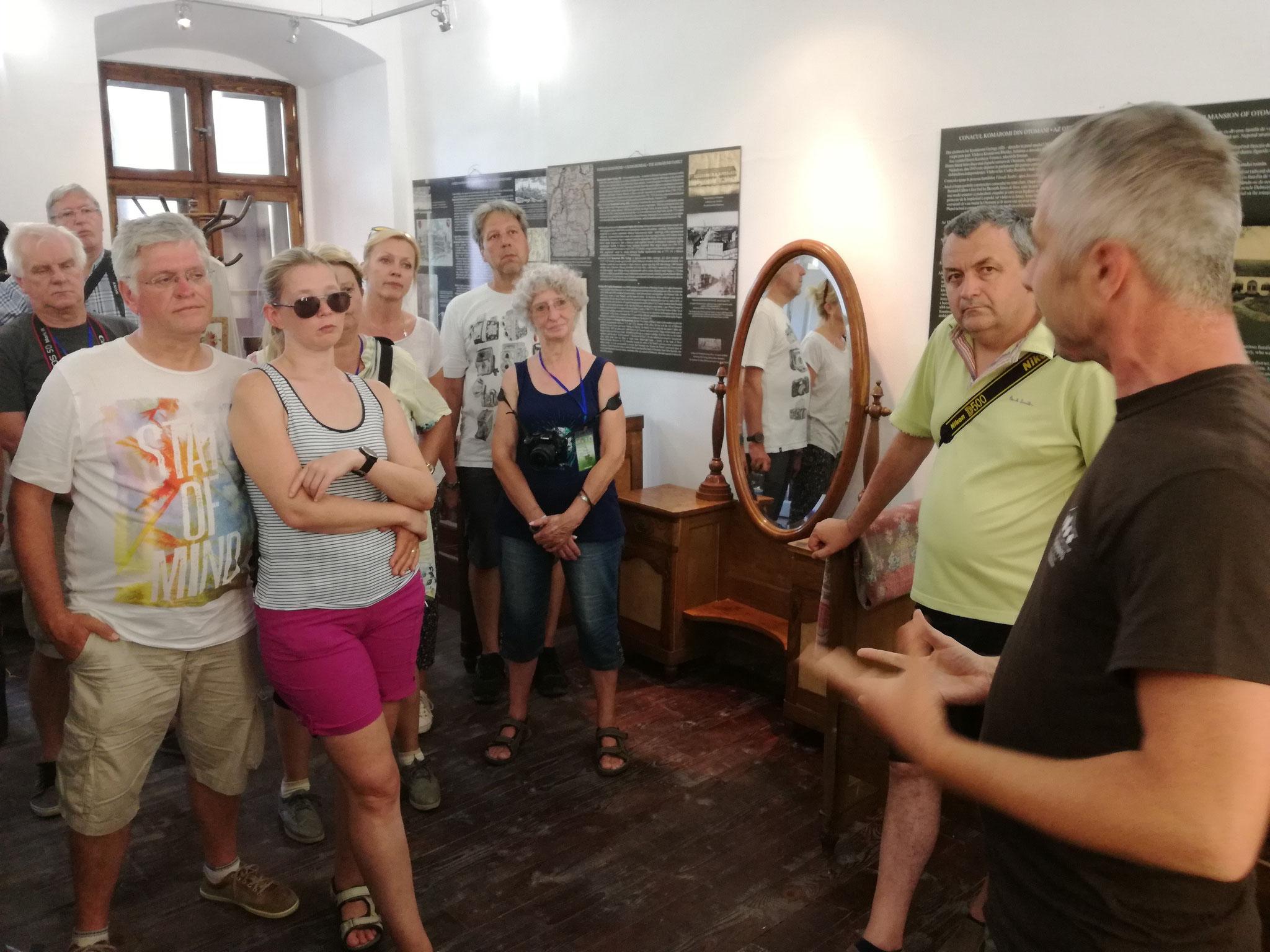 Vizită la Casa de Expoziții Otomani