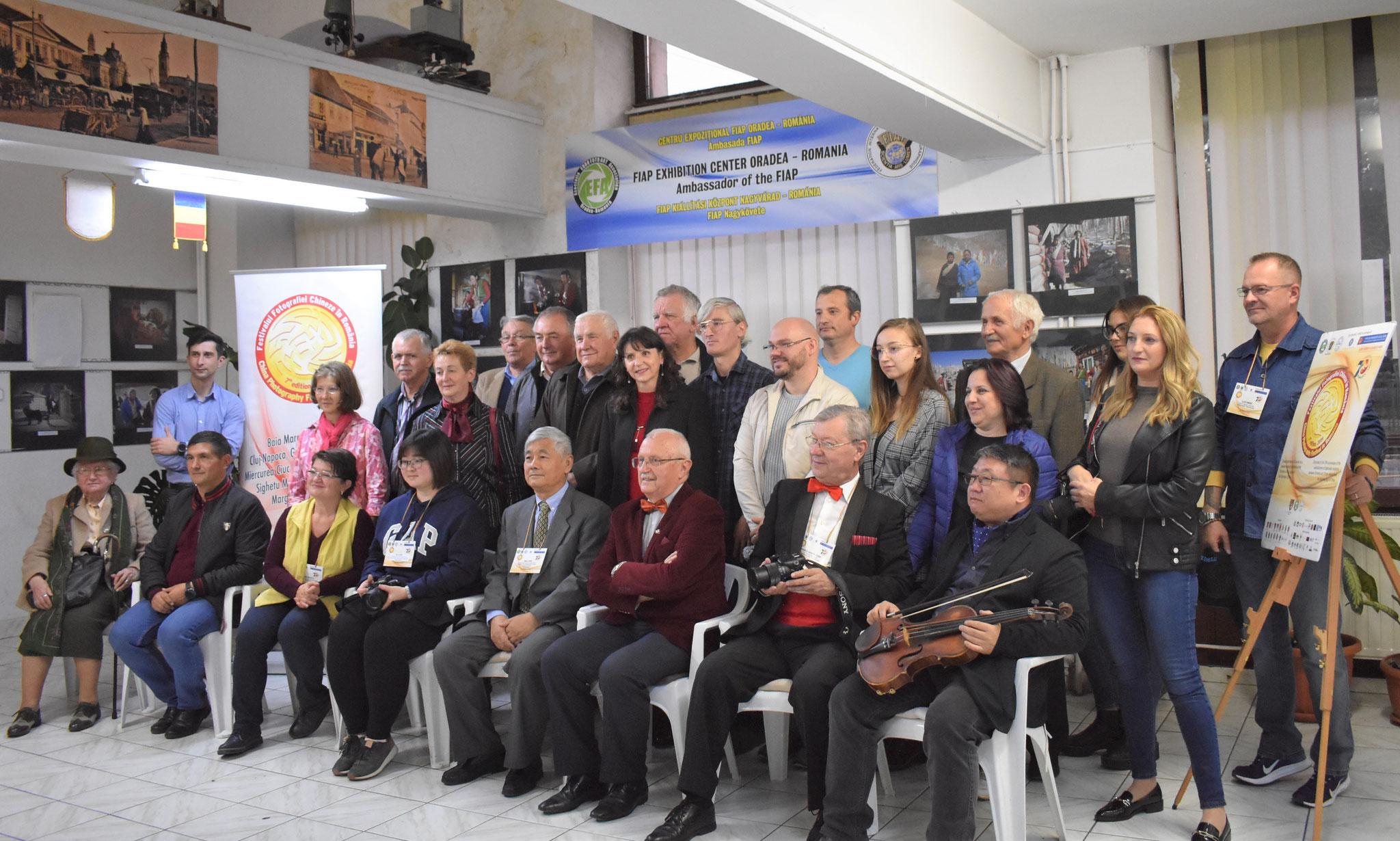 Euro Photo Art Gallery - FIAP Exhibition Center Oradea - Romania