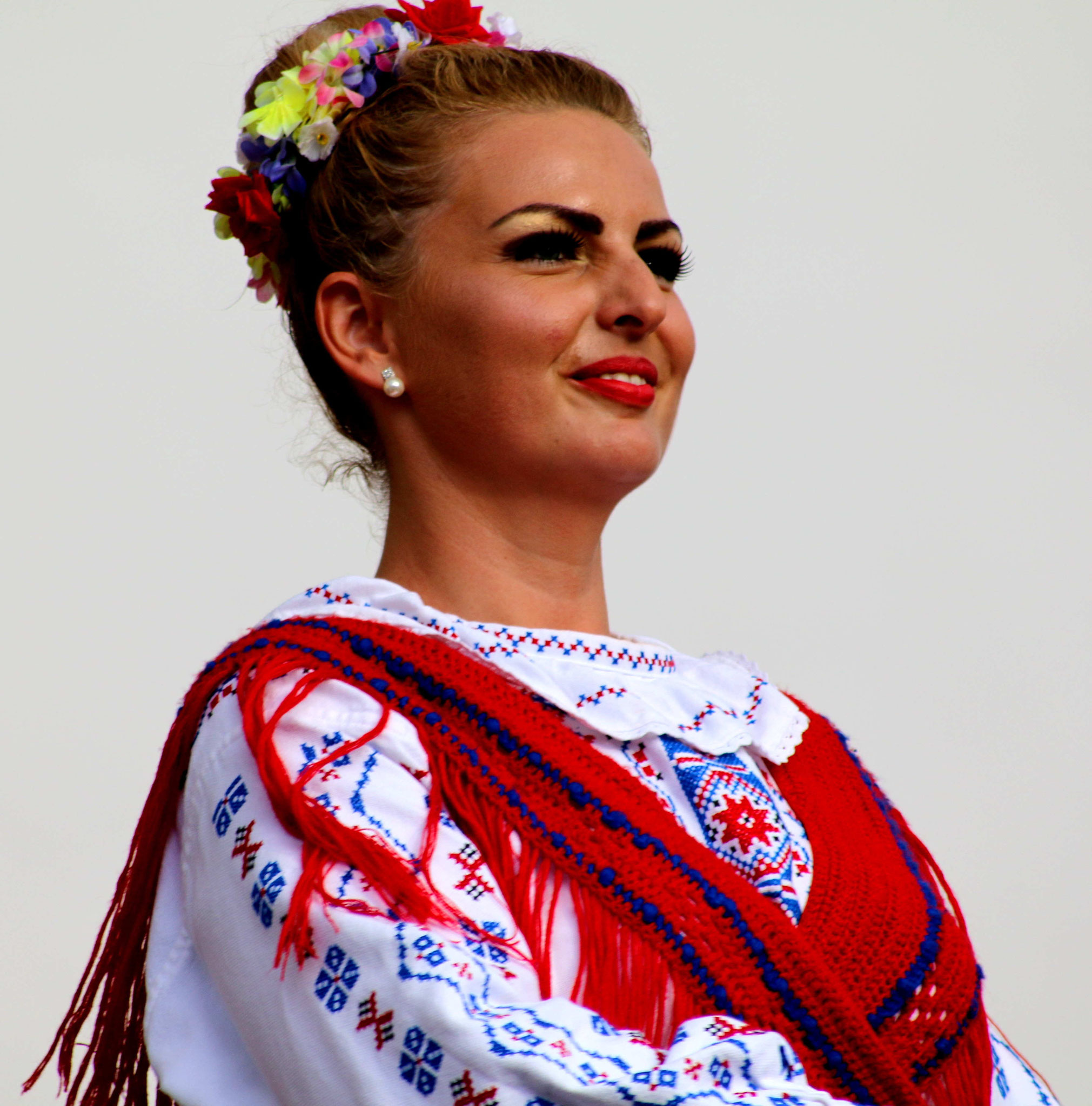 Monica Marton (Romania) - Proud to be from Bihor