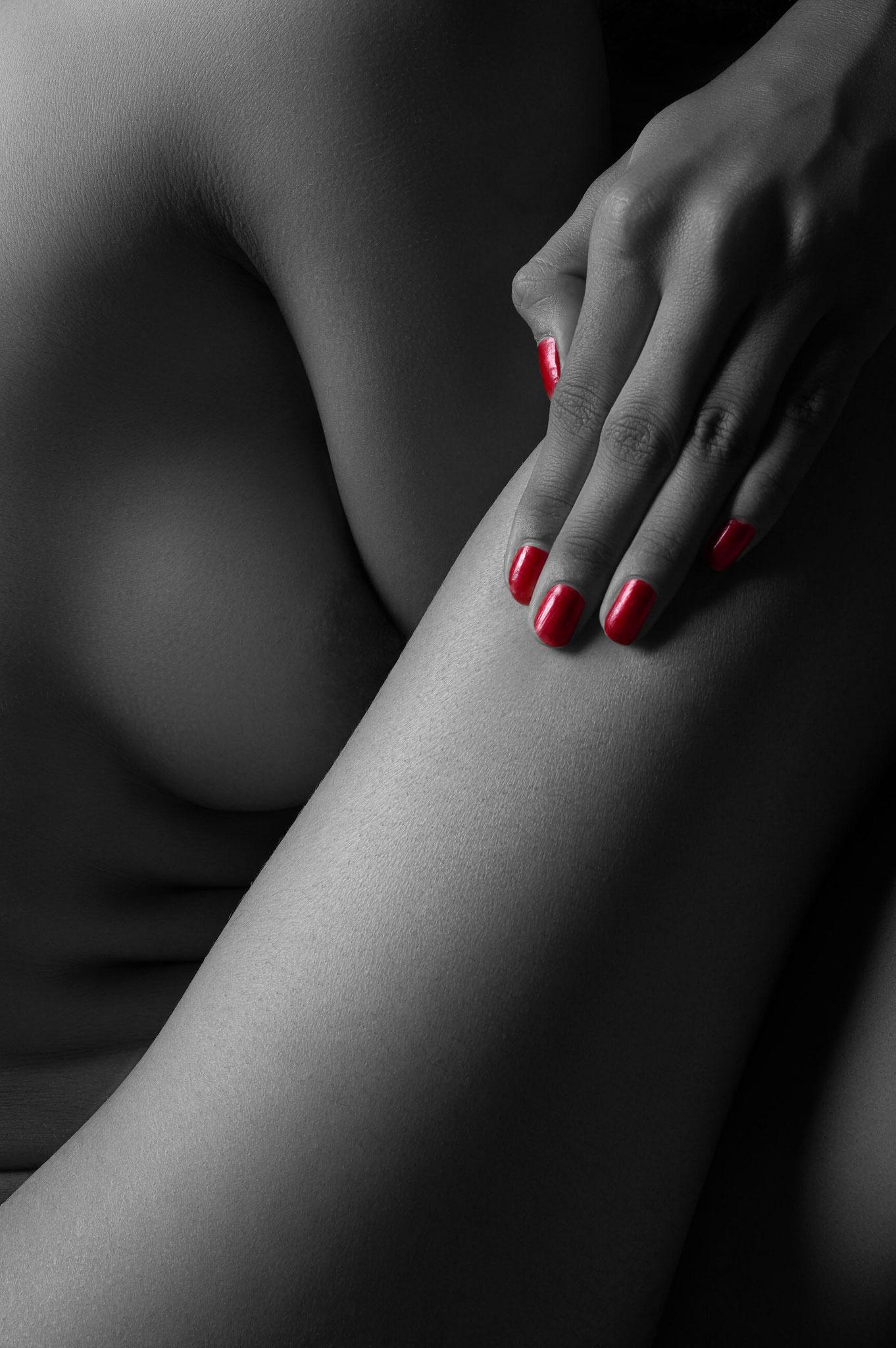 Duran Red EFIAP (India) - Nails